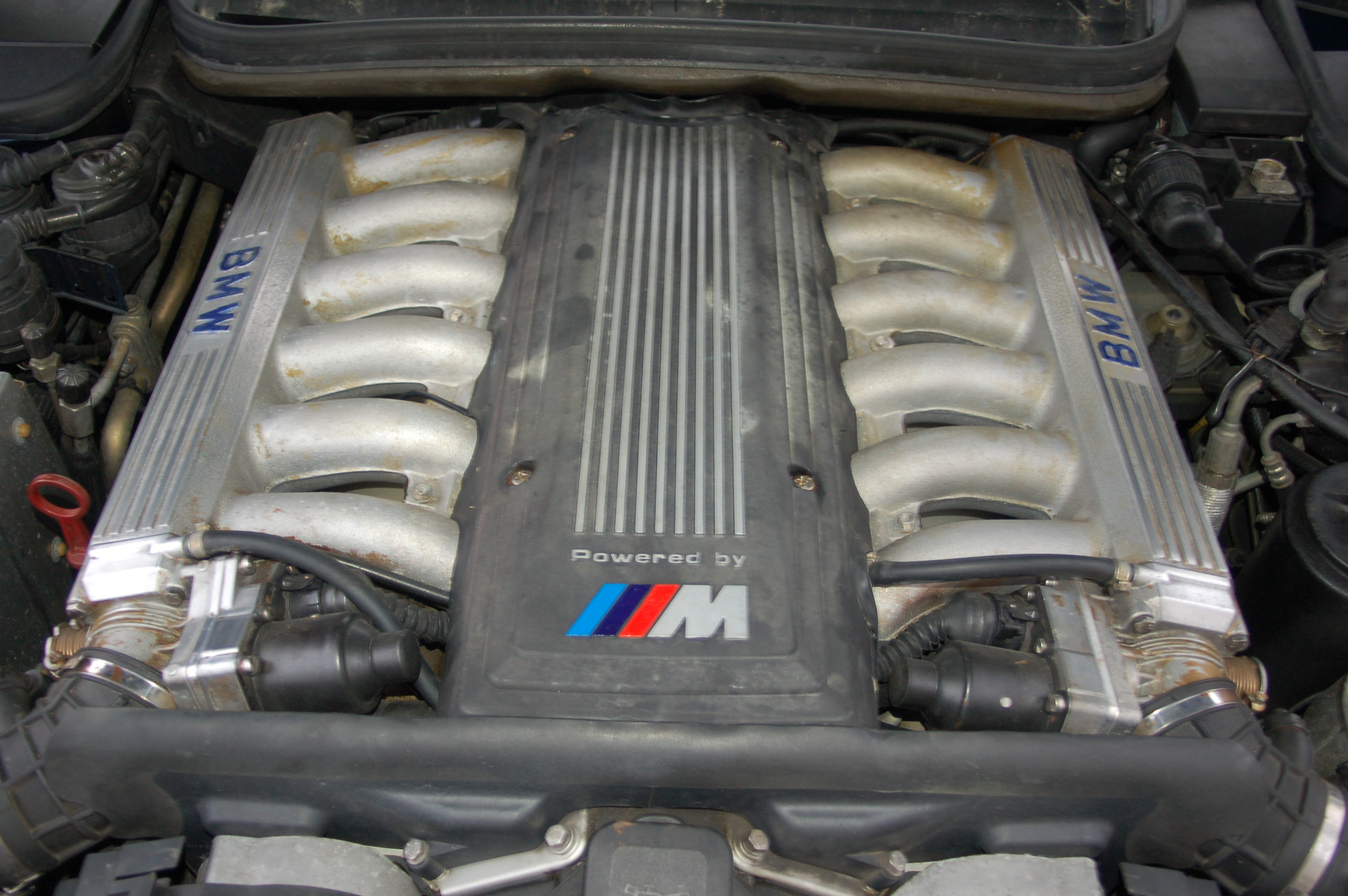 Bmw V12 Engine For Sale Bmw 850csi S70 V12 Engine
