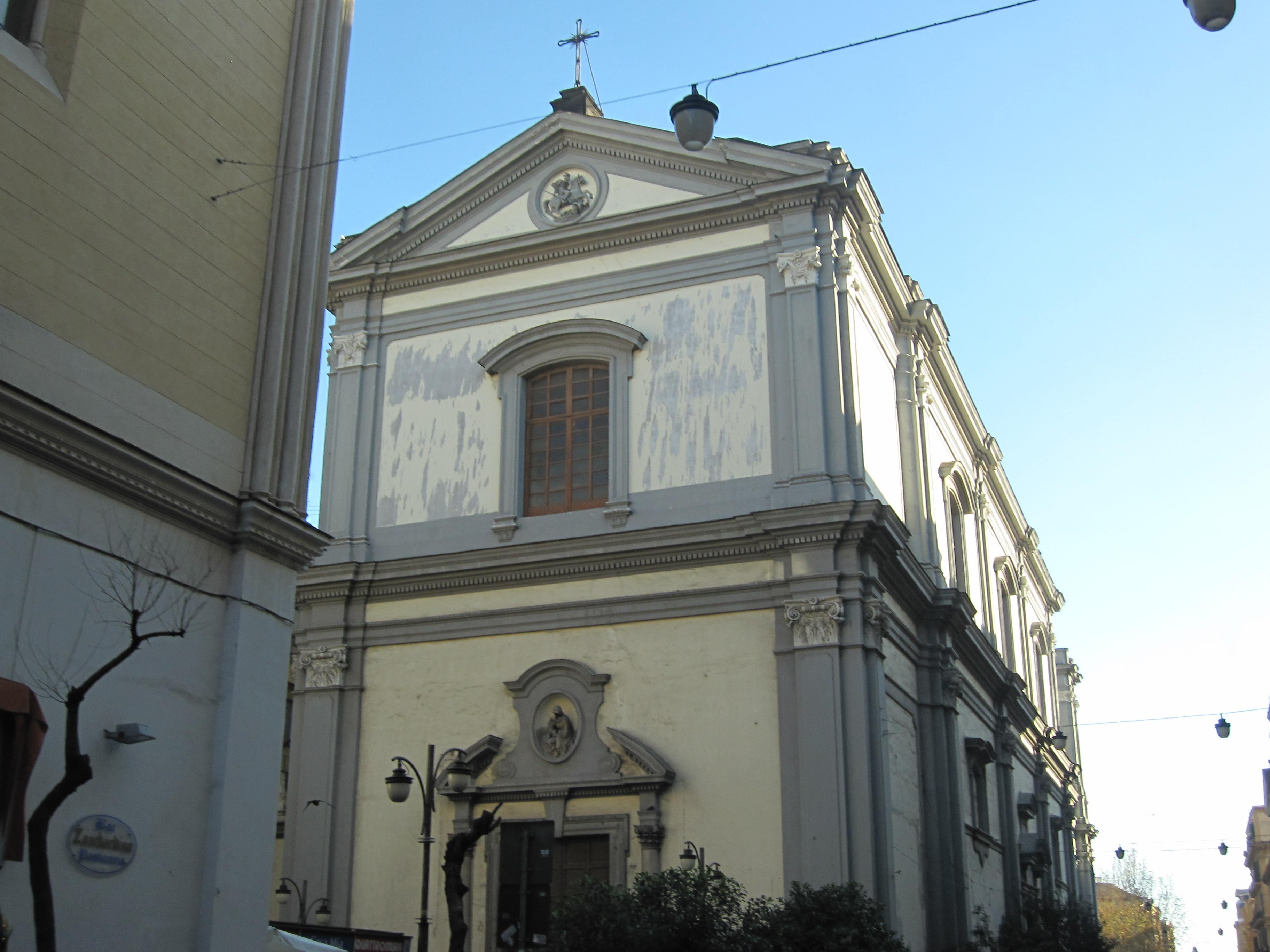 Chiesa Di San Giorgio Maggiore Napoli Wikipedia