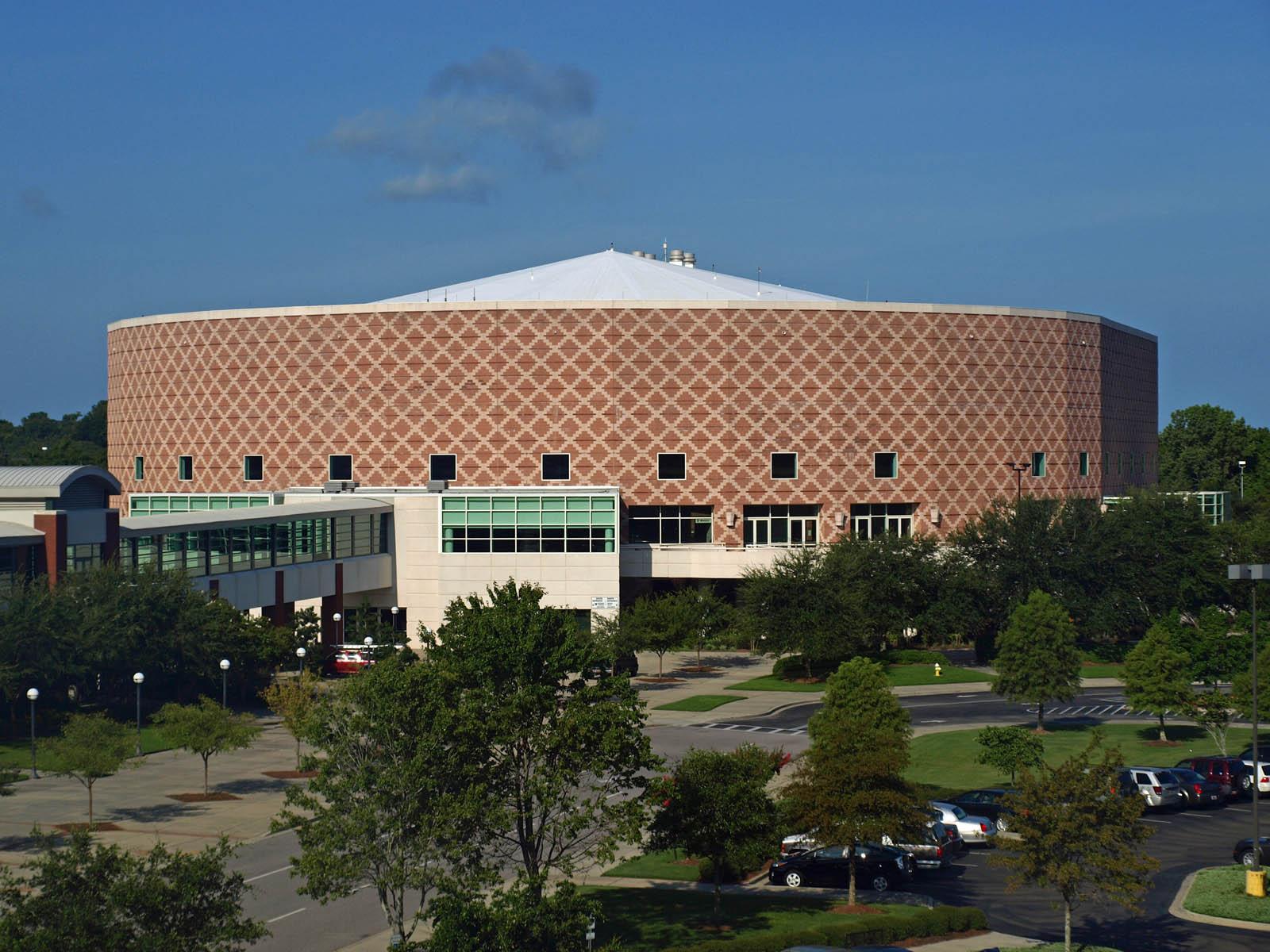 North Charleston Coliseum, North Charleston | Roadtrippers