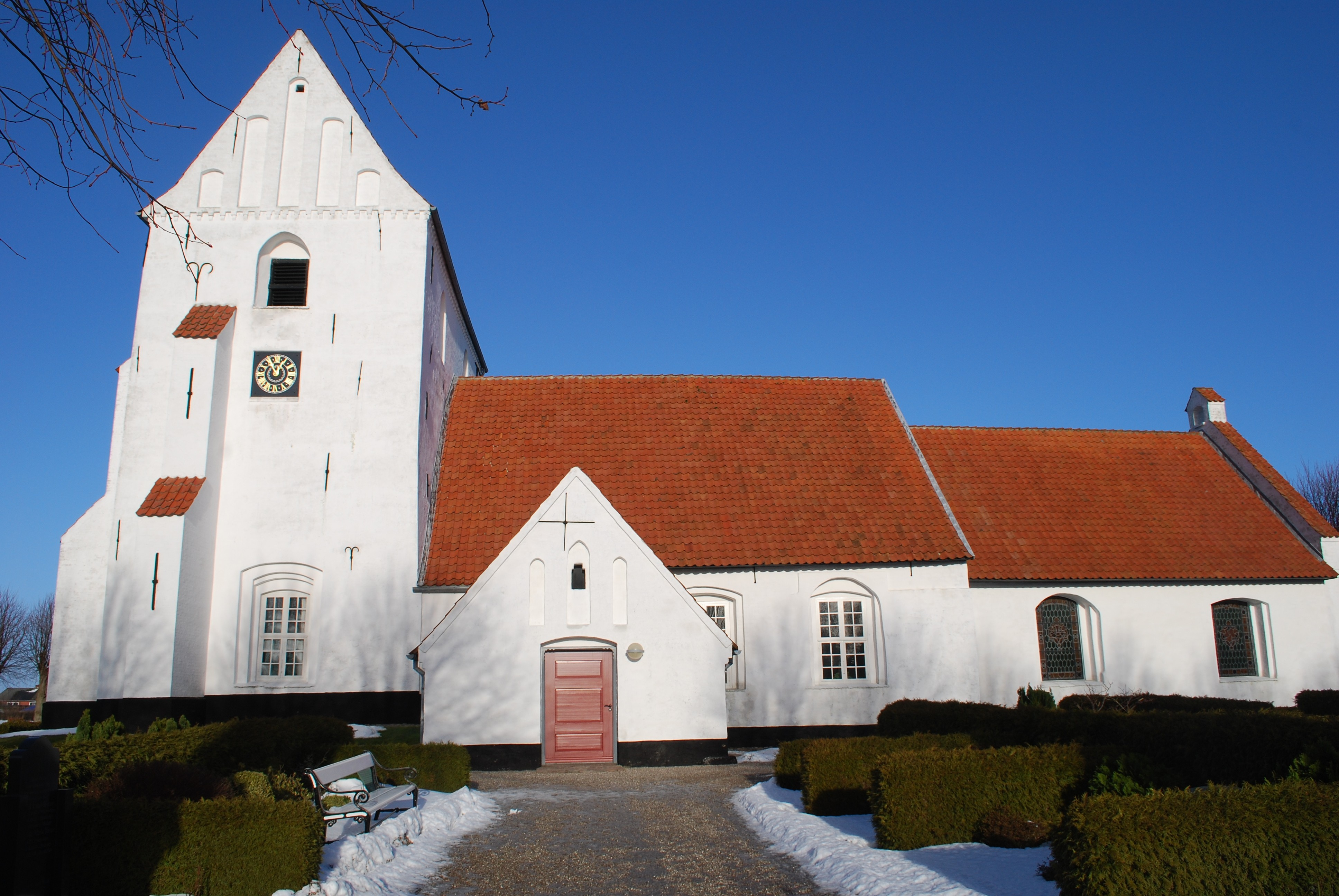 a9cb7727afec Vor Frue Kirke (Sønderborg Kommune) - Wikipedia