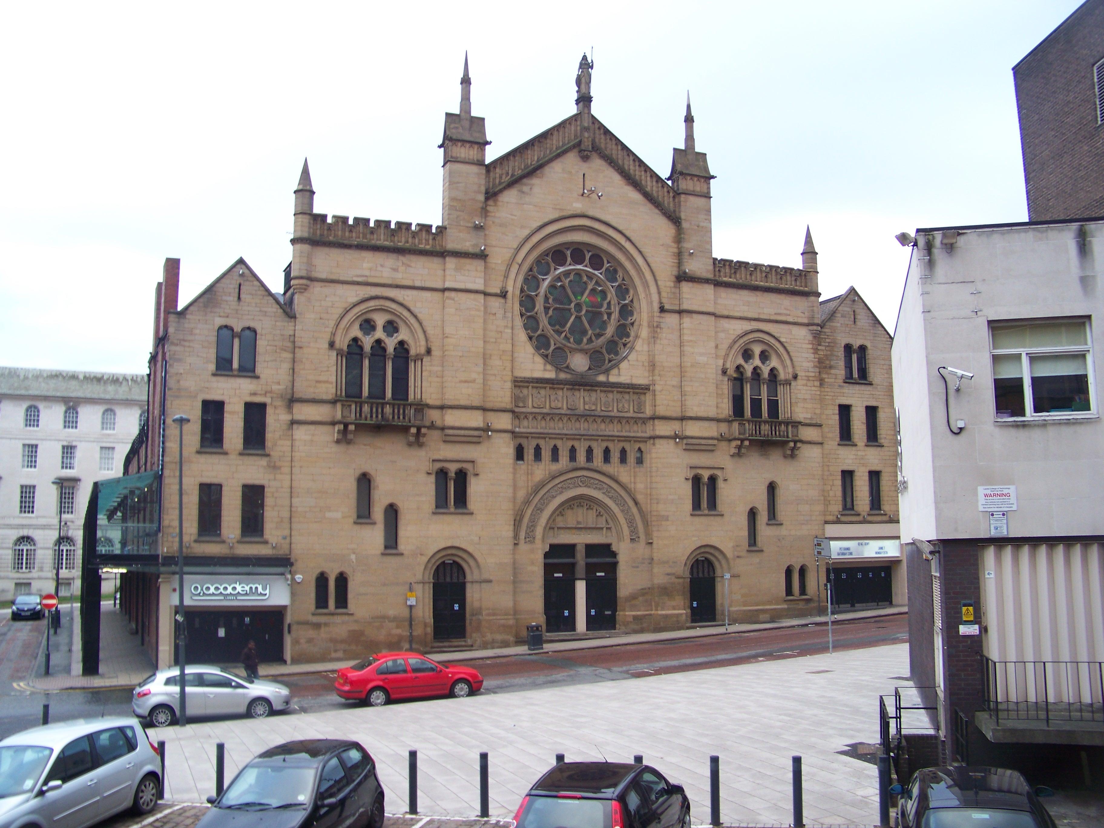File:O2 Academy, Leeds 002.jpg - Wikimedia Commons