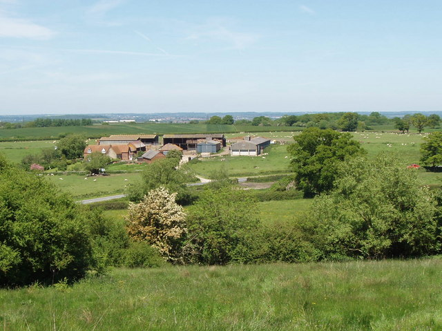 Oakcroft Farm, near Boarstall - geograph.org.uk - 180067