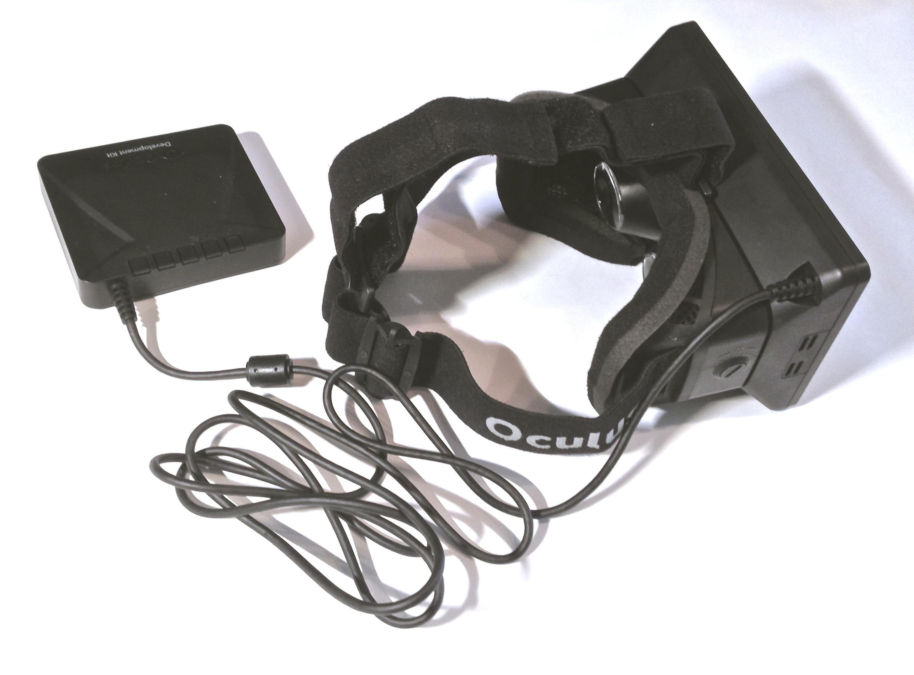 Oculus Rift – Wikipedia