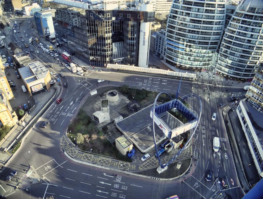 Картинки по запросу Old Street roundabout
