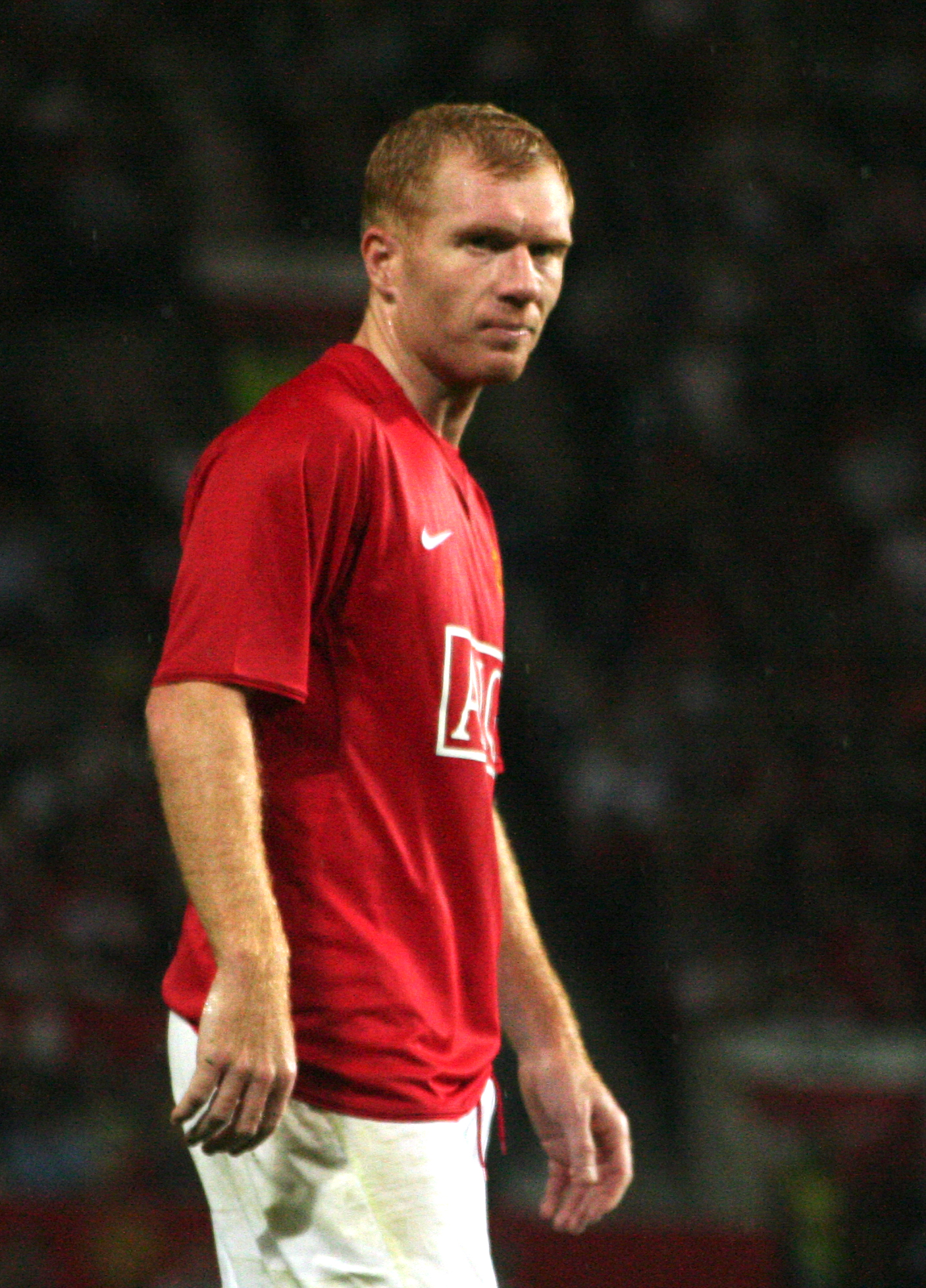 Paul Scholes - Beautiful HD Wallpapers