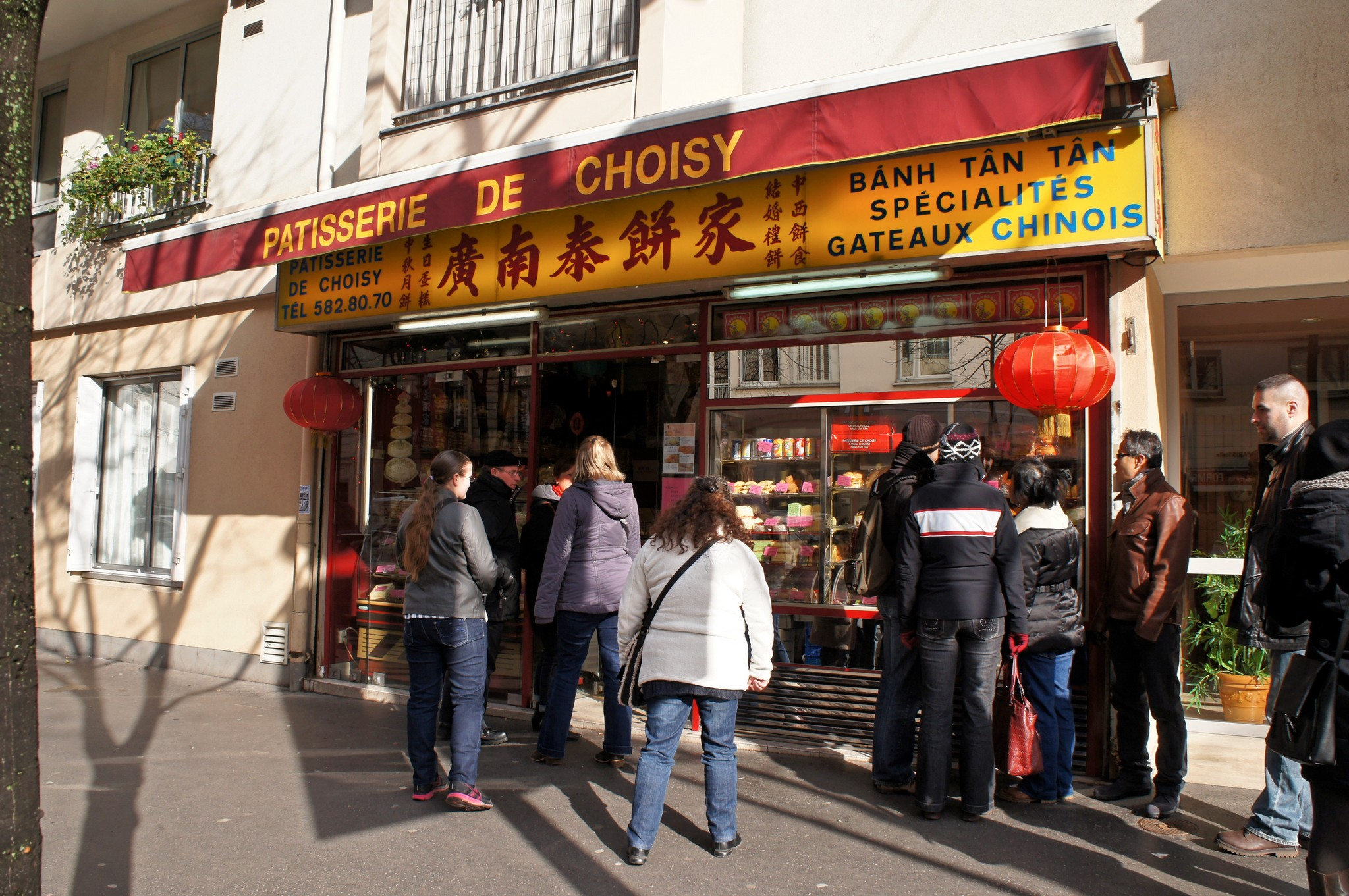 Restaurant Chinois Rue Du Commerce Tours