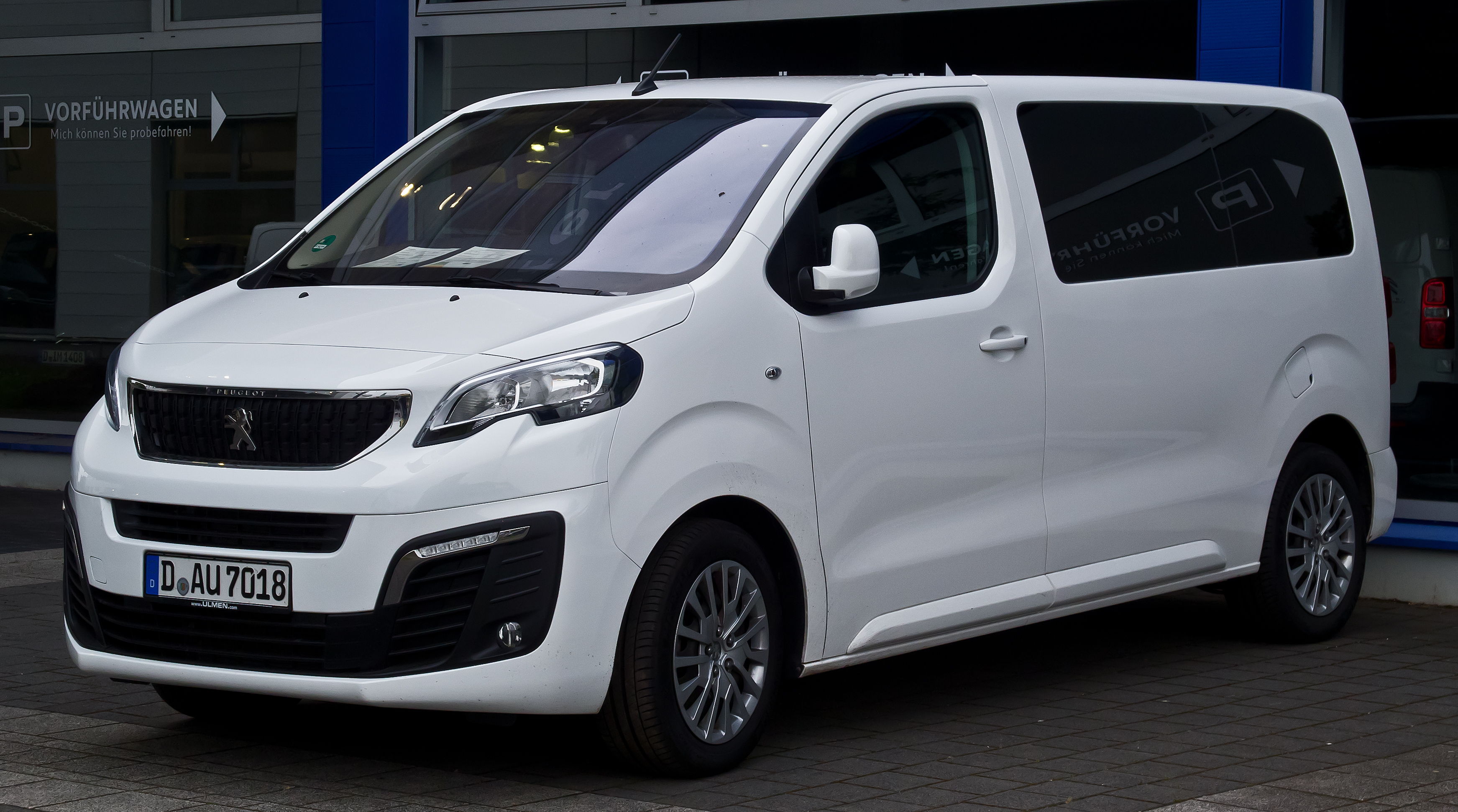 Peugeot Traveller Wikipedia