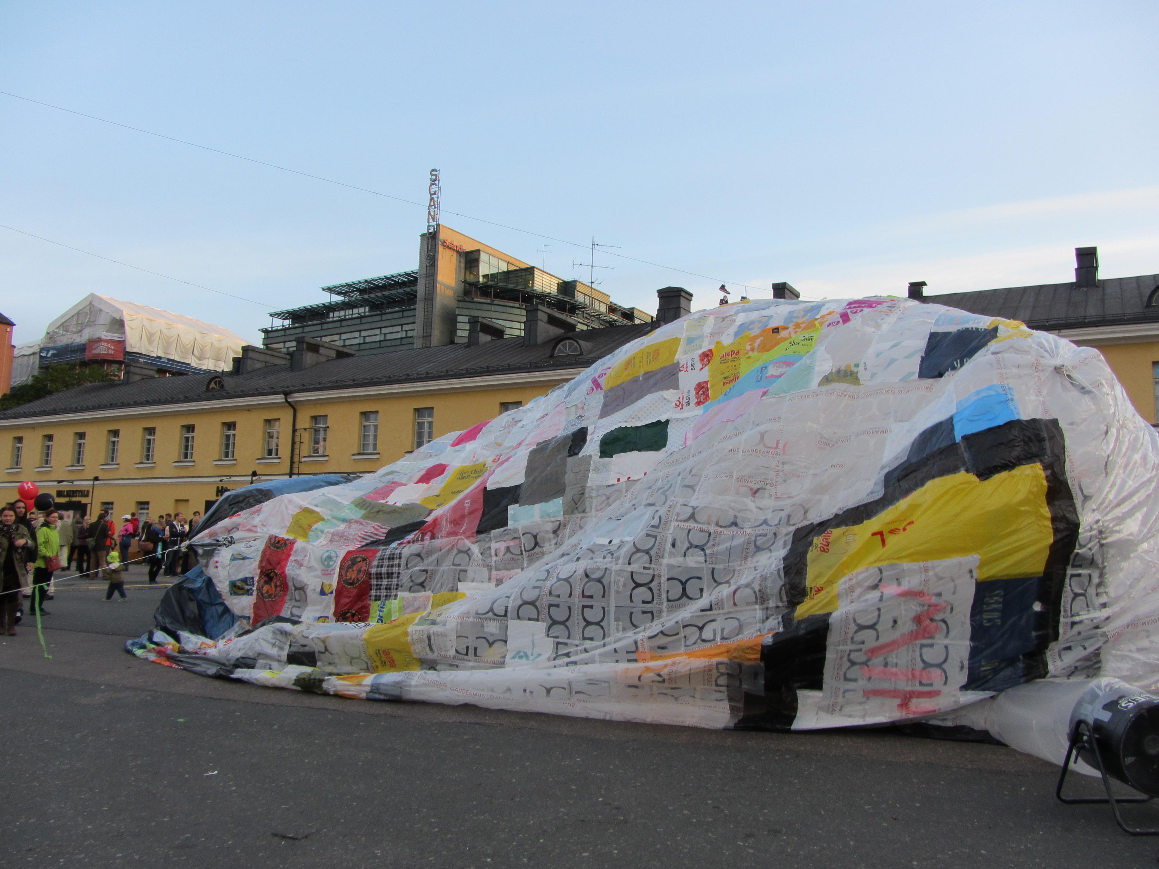 Plastic bag history - File Plastic Bag Balloon J Tti Ilmapallo Img 2673 C Jpg