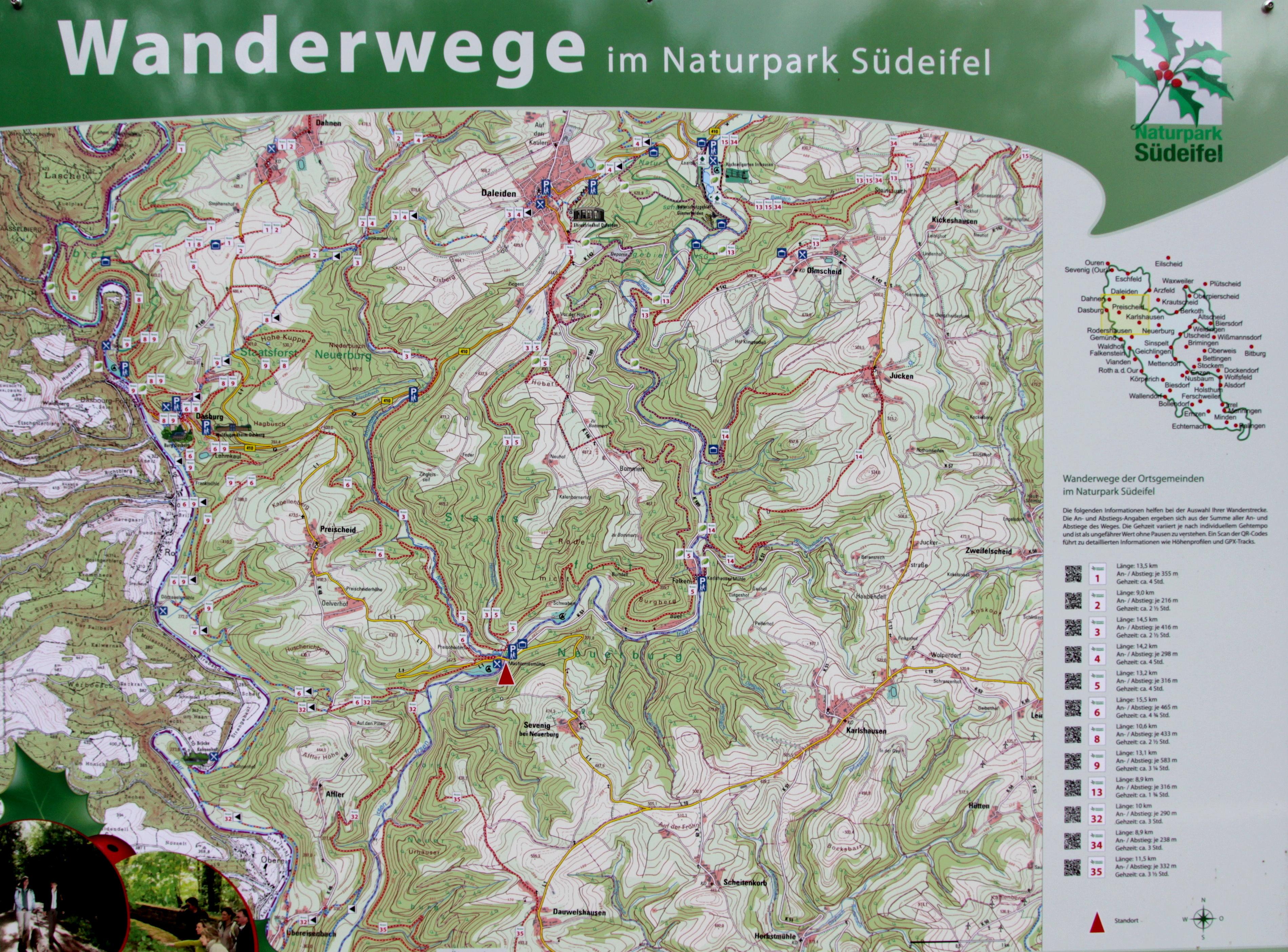 File Preischeid Eifel Wanderkarte A Jpg Wikimedia Commons