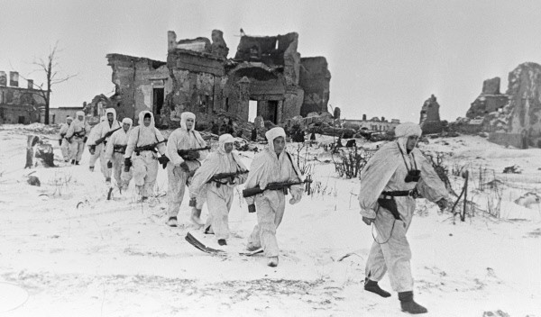 RIAN archive 62126 Scouts During Second World War.jpg
