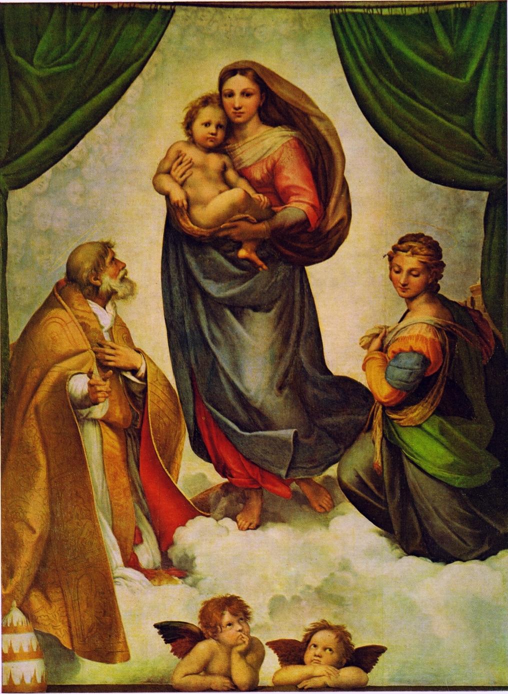 http://upload.wikimedia.org/wikipedia/commons/d/dc/Raffaello_Sanzio_-_Madonna_Sistina.jpg