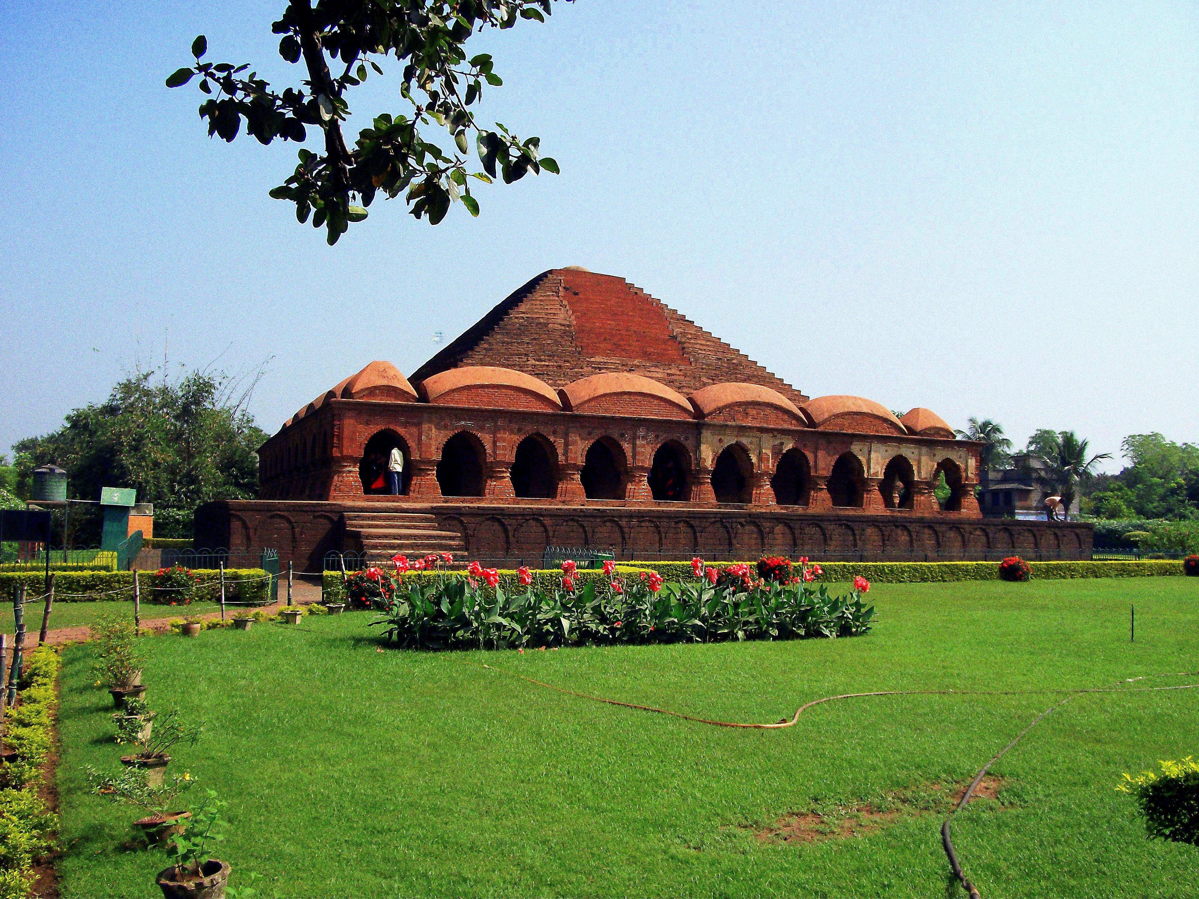 Amazing Places In India Day 146 Bishnupur