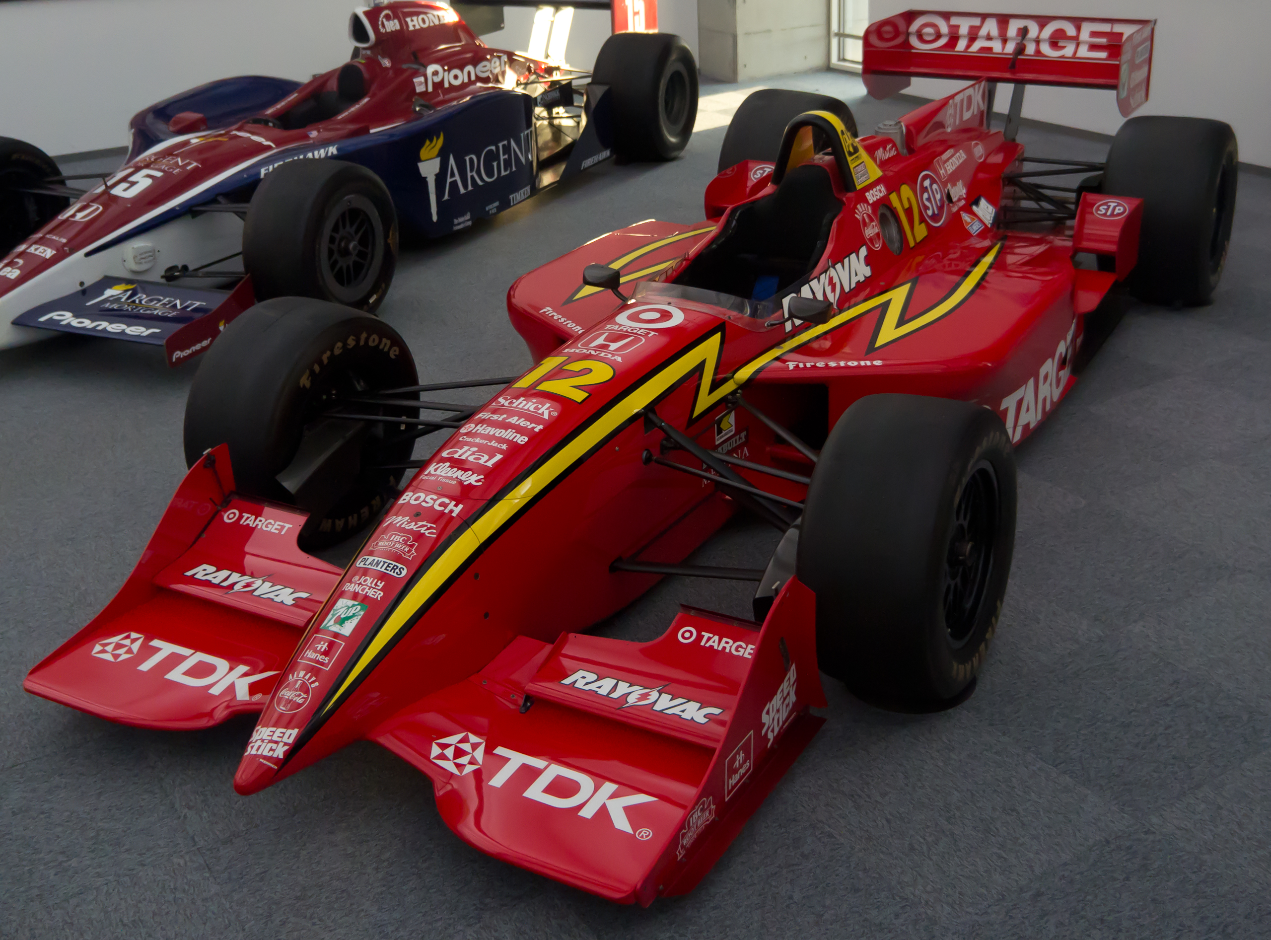 Depiction of Temporada 1996 de la CART IndyCar World Series