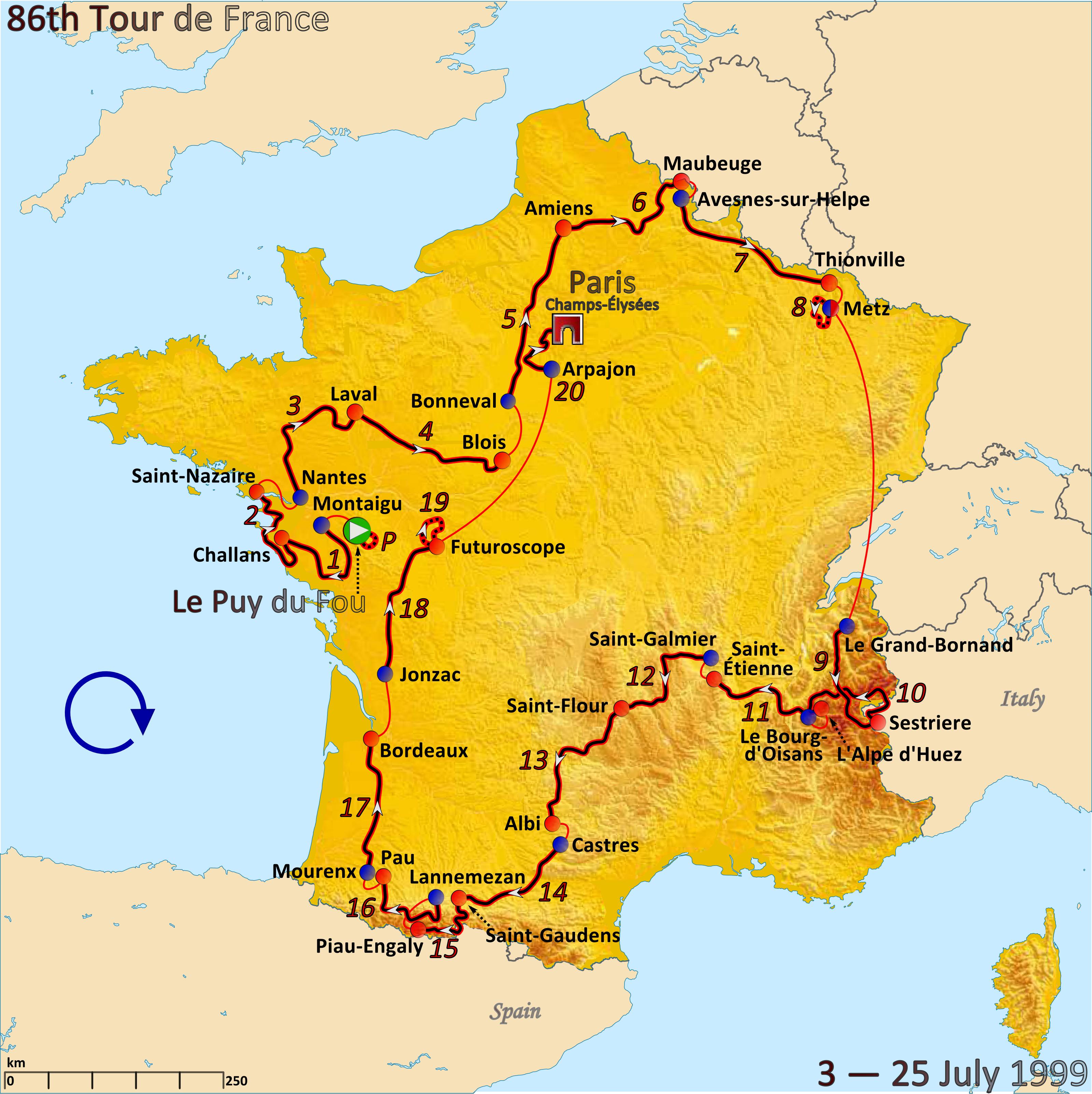 tour de france 2019 heute