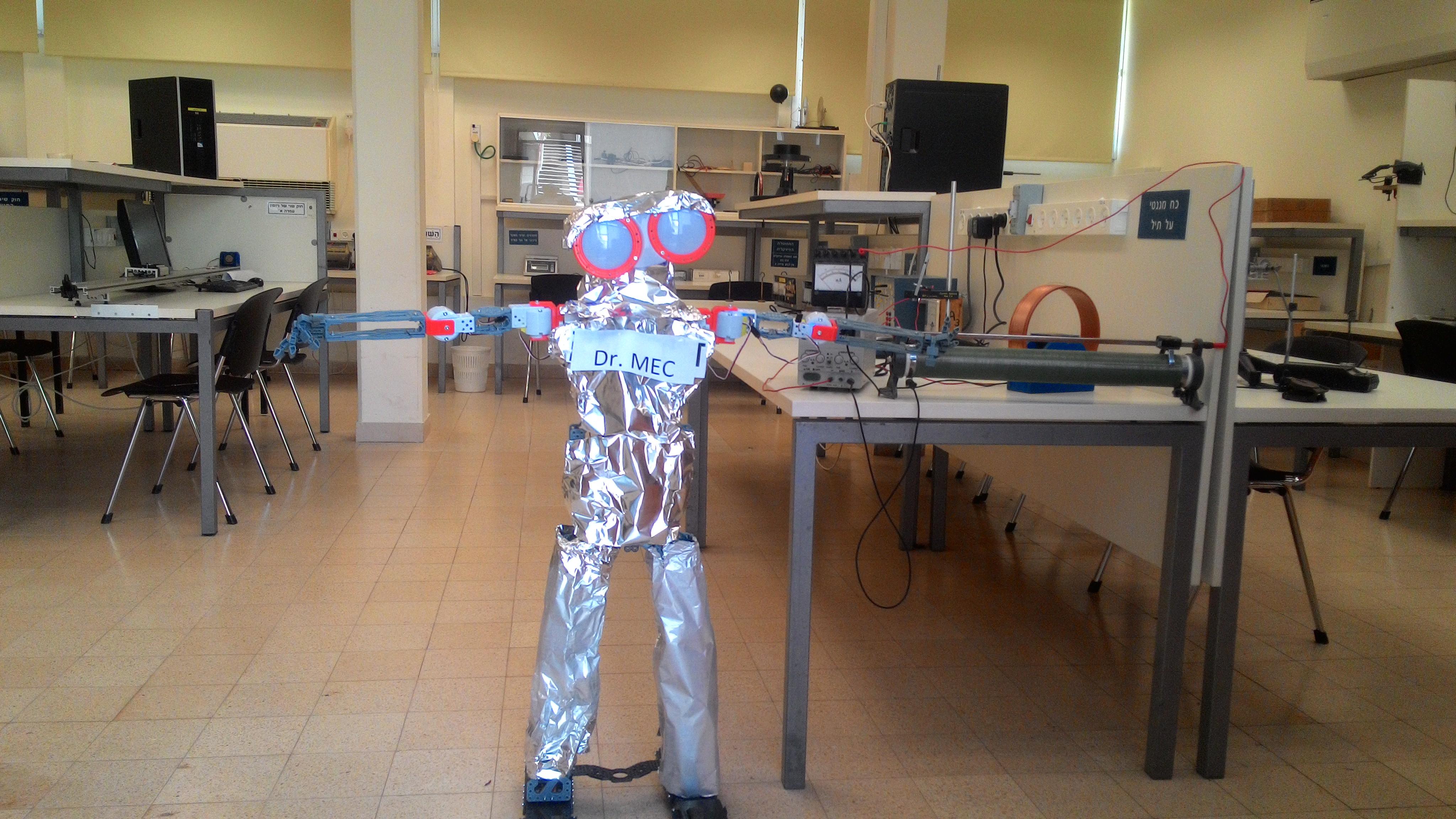 File Ruppin Robotics Lab Jpg Wikimedia Commons