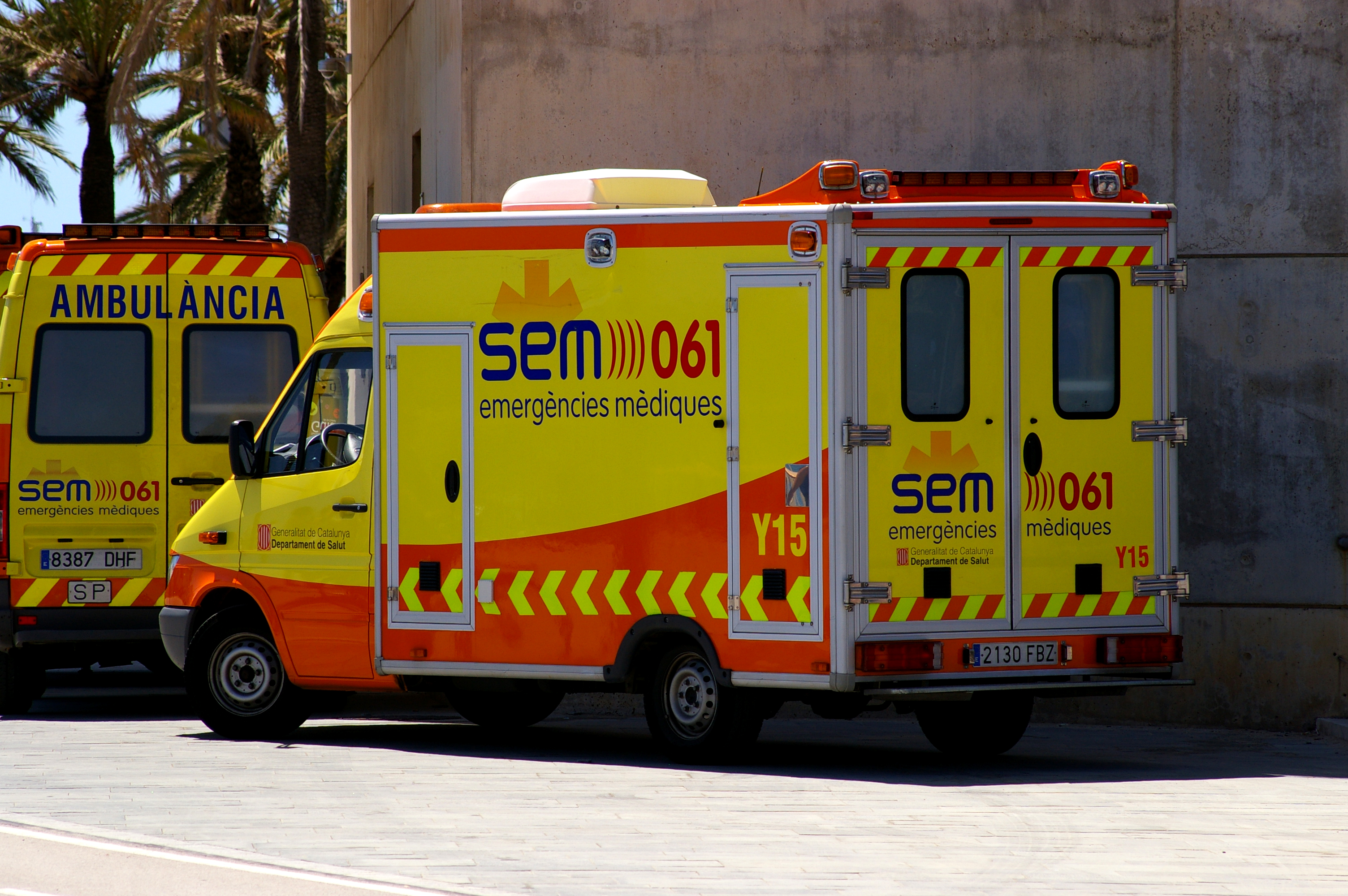Emergency medical services in Spain - Wikipedia