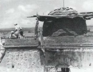 Construction of Dome - 1938