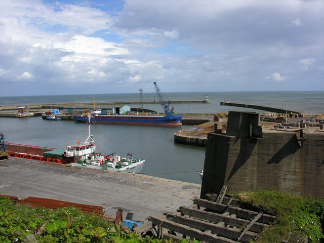 Seaham Harbour - geograph.org.uk - 917253