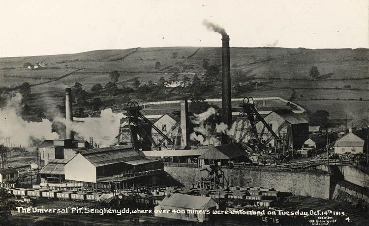 Senghenydd Colliery