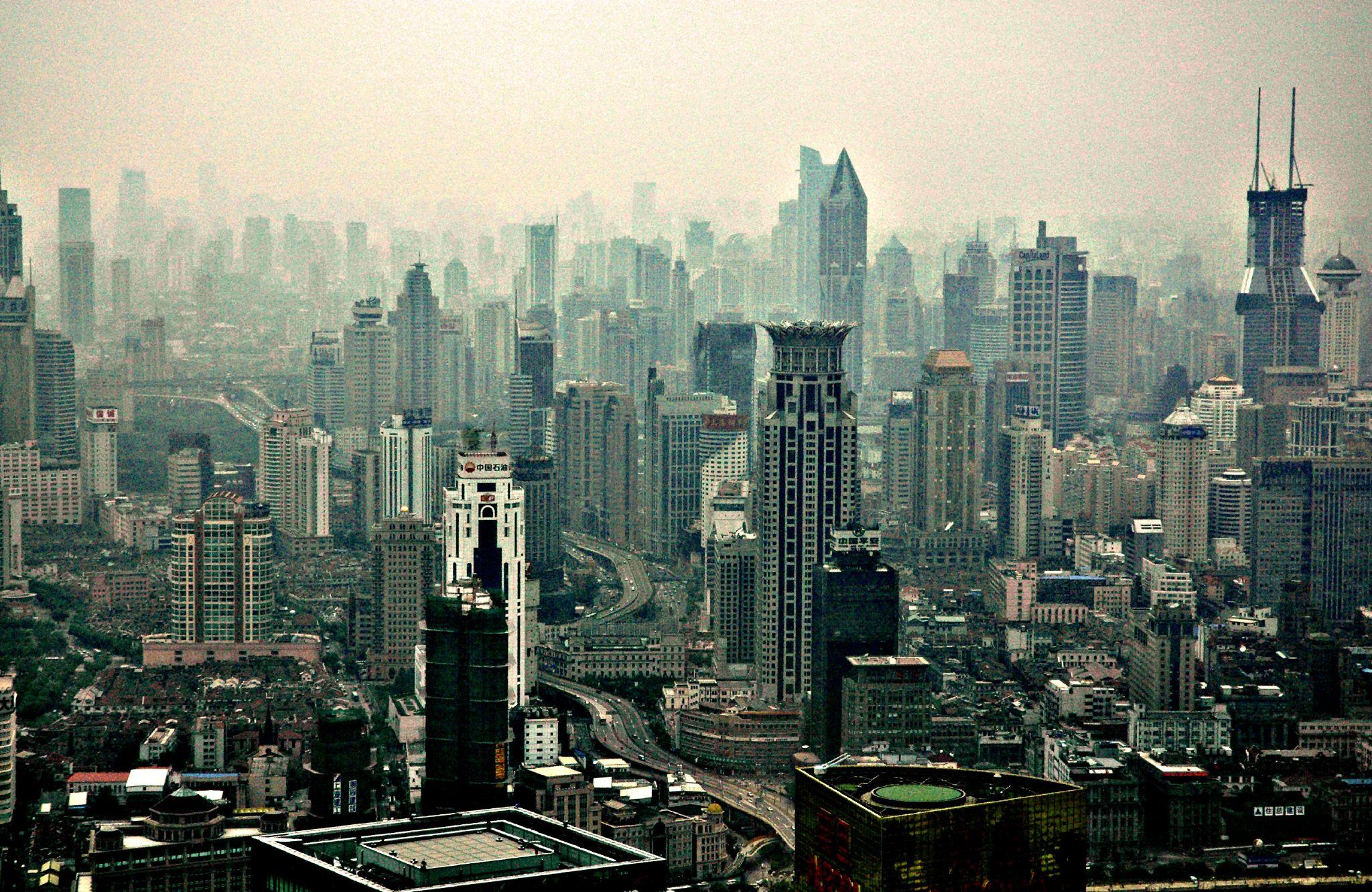 File Shanghai Skyscape...
