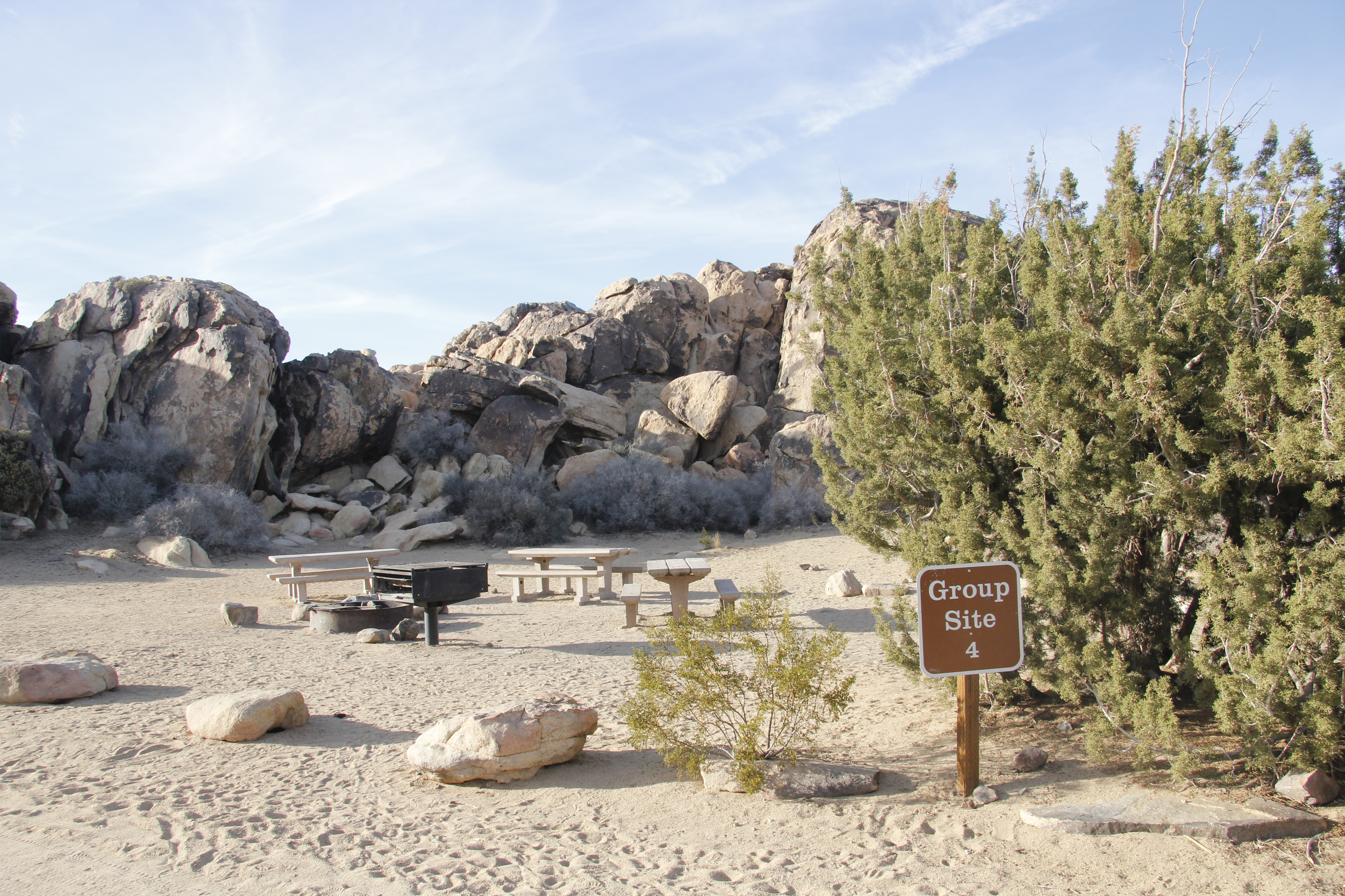 File Sheep Pass Campground In Joshua Tree National Park 04