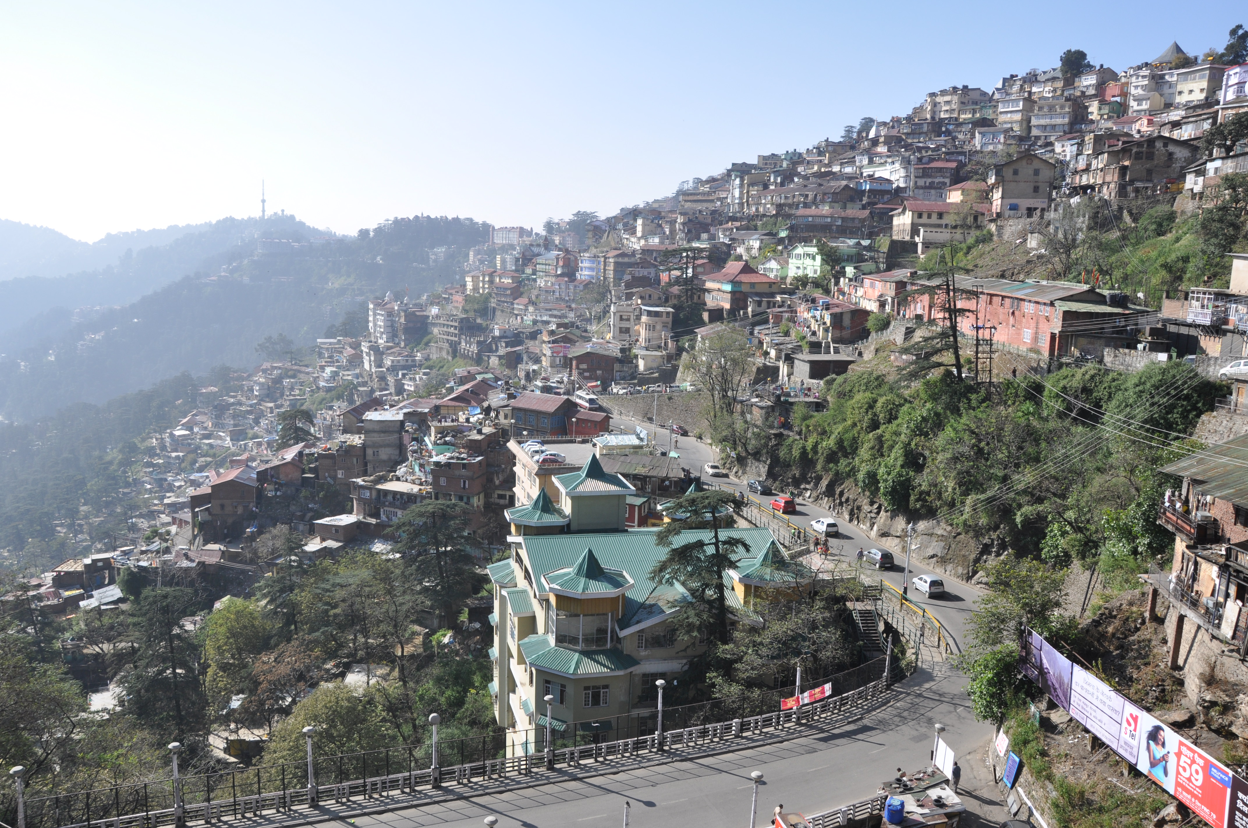 Shimla (near Kasauli)