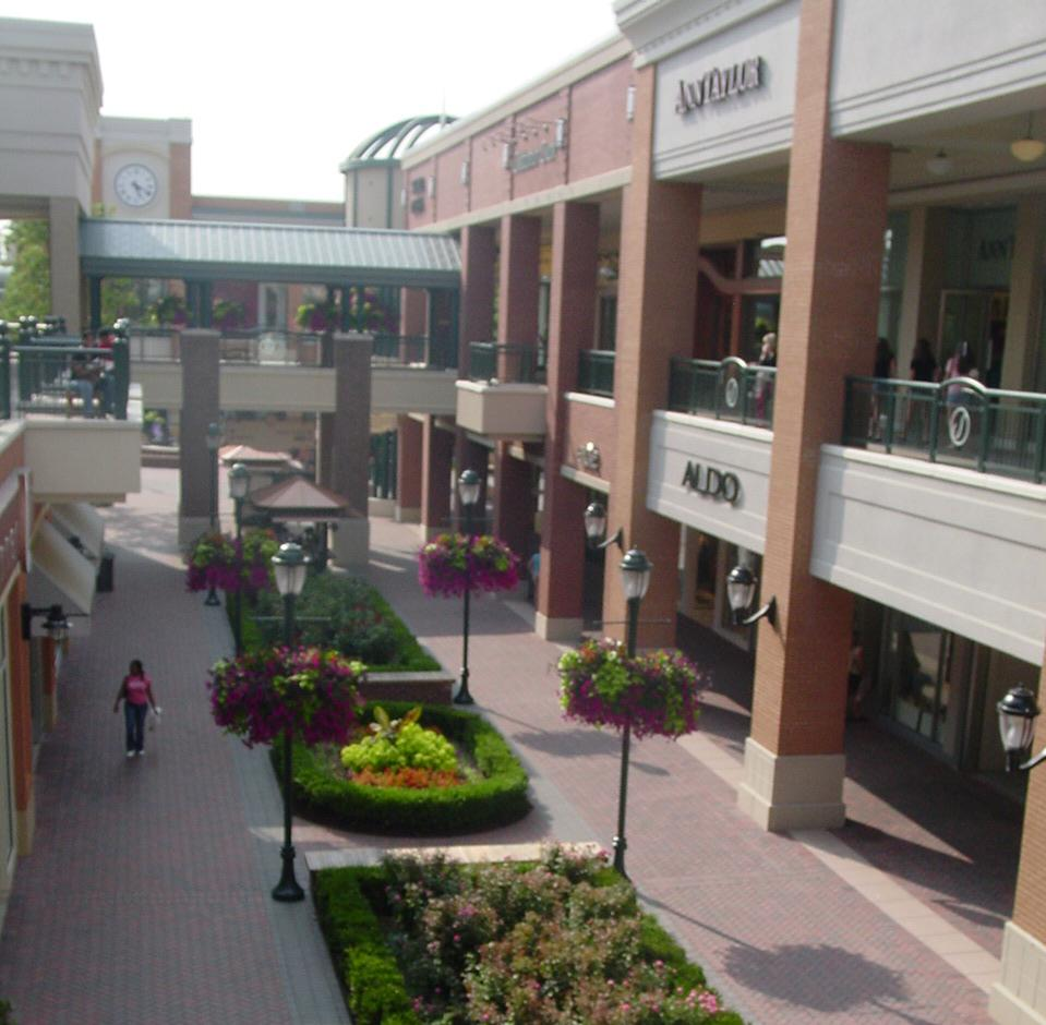 list of volusia county shopping centers and strip malls