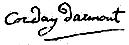 Signature Charlotte Corday.PNG