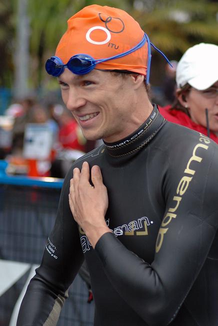 Simon Whitfield - Wikipedia - The top 10 male triathletes