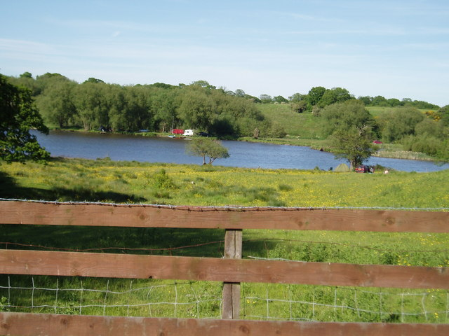 Southern end of Bottom Flash, Winsford - geograph.org.uk - 180027