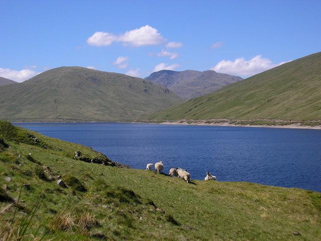 File:Southern reaches of Loch Lyon - geograph.org.uk - 1333060.jpg