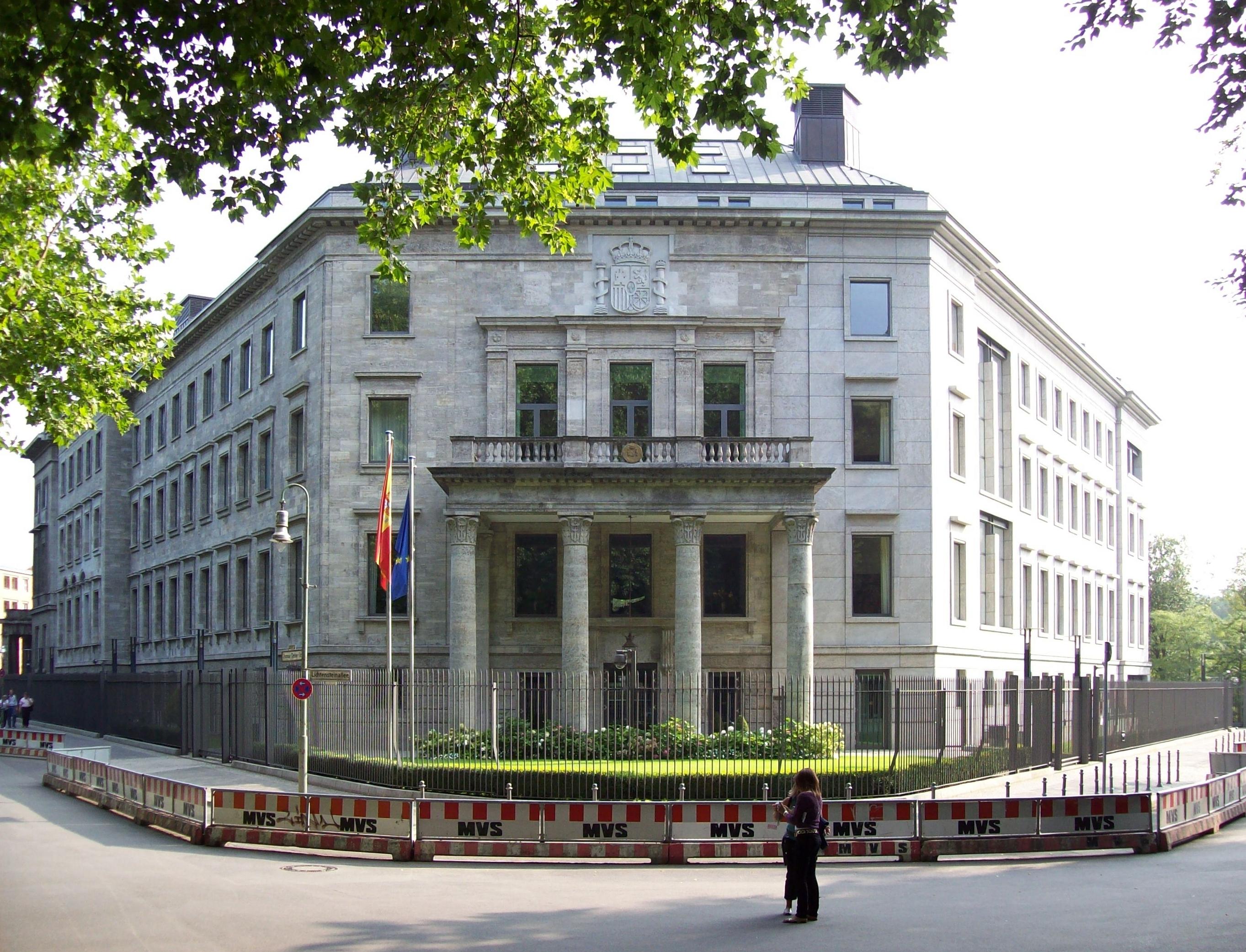 Spanische Botschaft Stuttgart