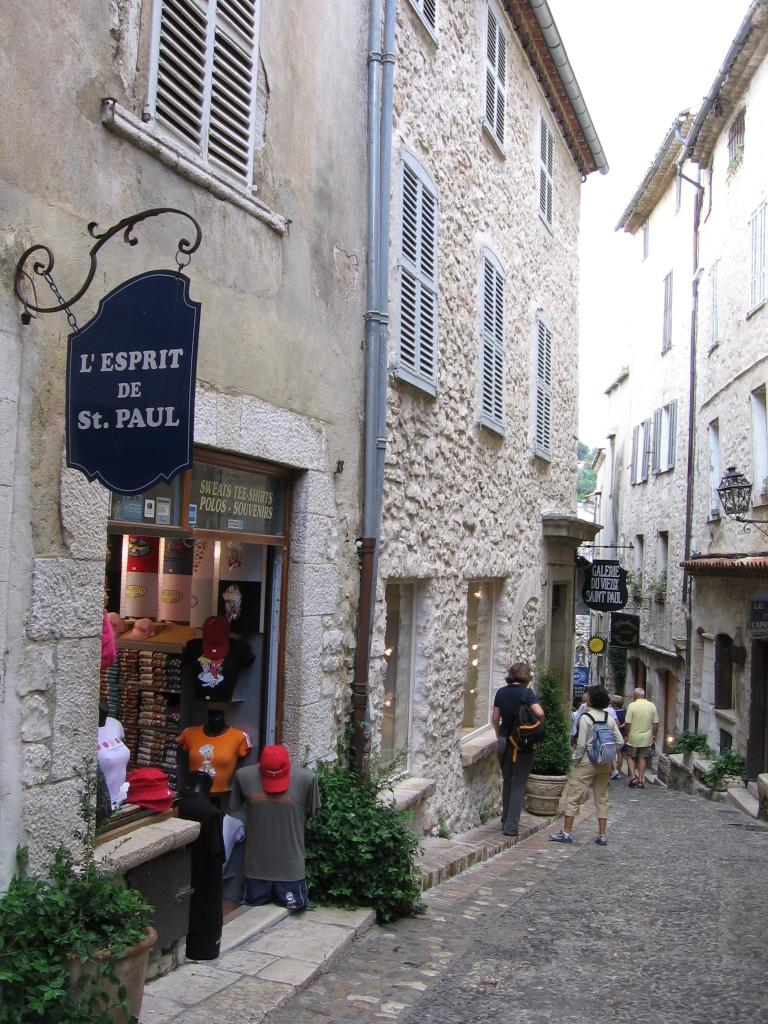 Saint-Paul-de-Vence France  City pictures : St Paul de Vence l'Esprit de StPaul