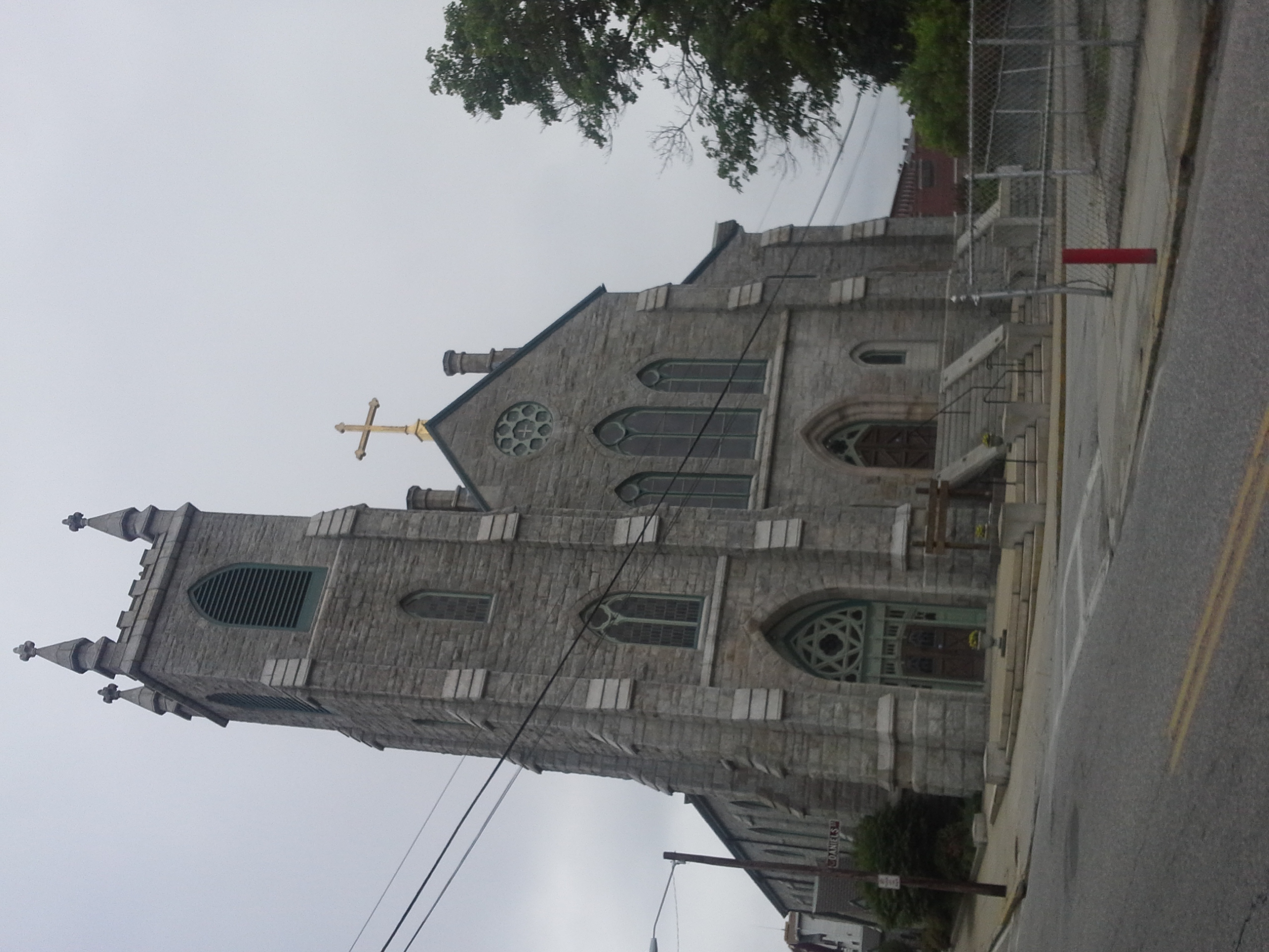 St Charles Woonsocket Rhode Island