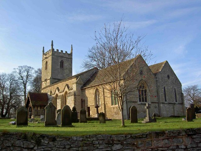 St Laurence's parish church, Adwick le Street, South Yorkshire