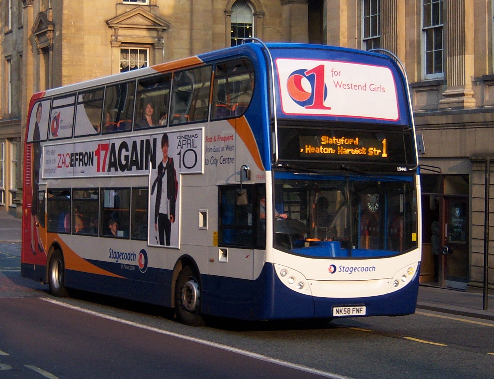stagecoach in newcastle - wikipedia