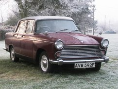 Morris Oxford Farina Wikipedia