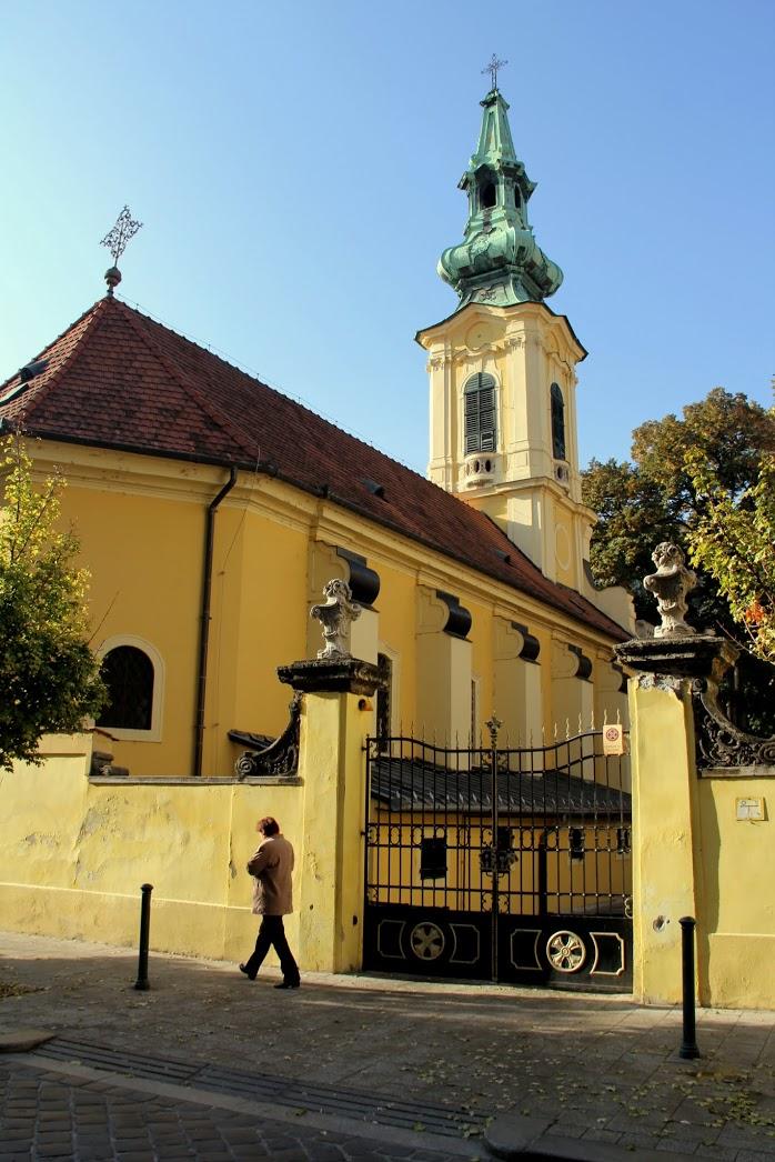 Serbisch-Orthodoxe Kirche (Budapest) - Wikipedia