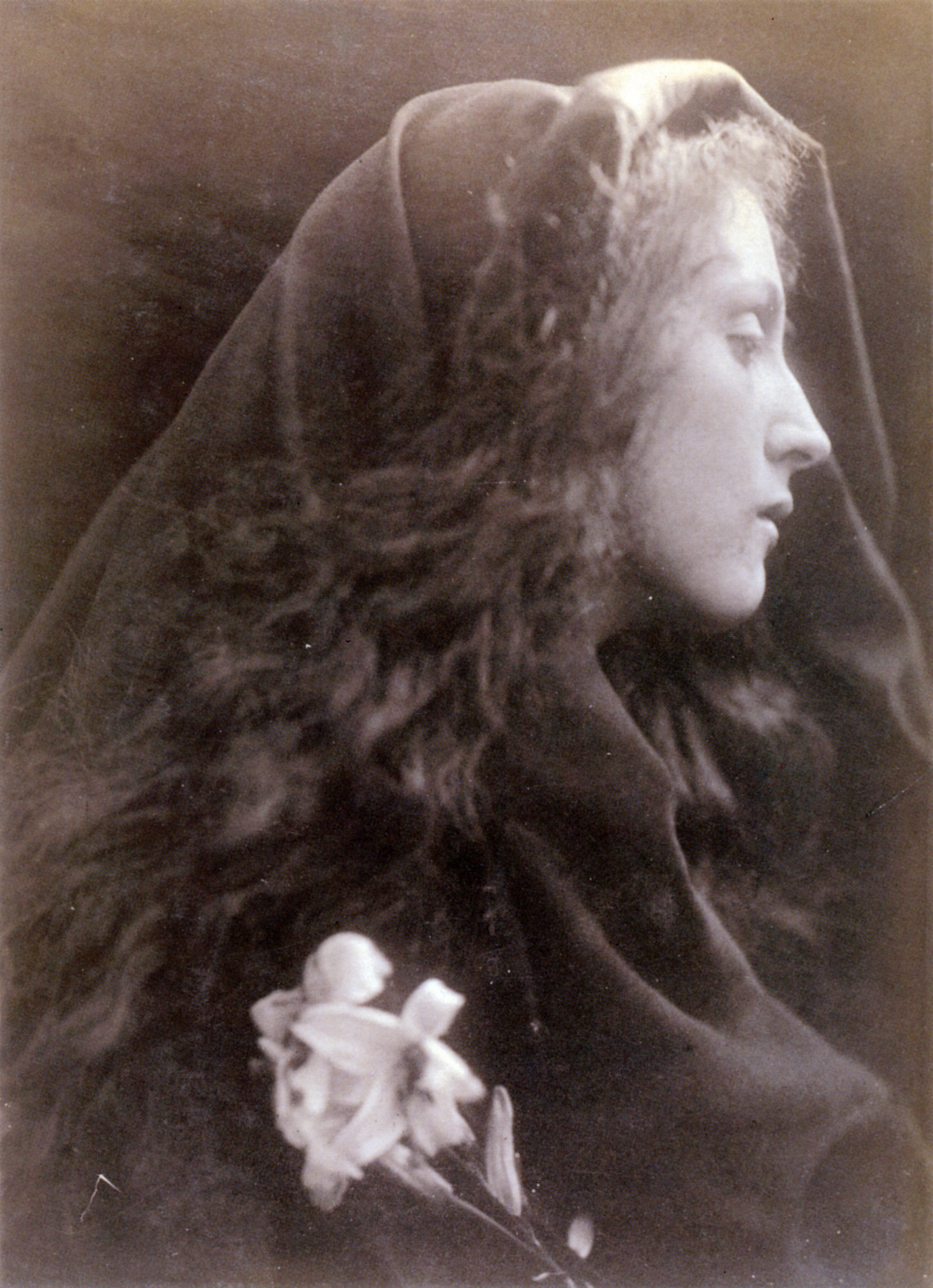 File The Angel At The Sepulchre By Julia Margaret Cameron Jpg Wikimedia Commons