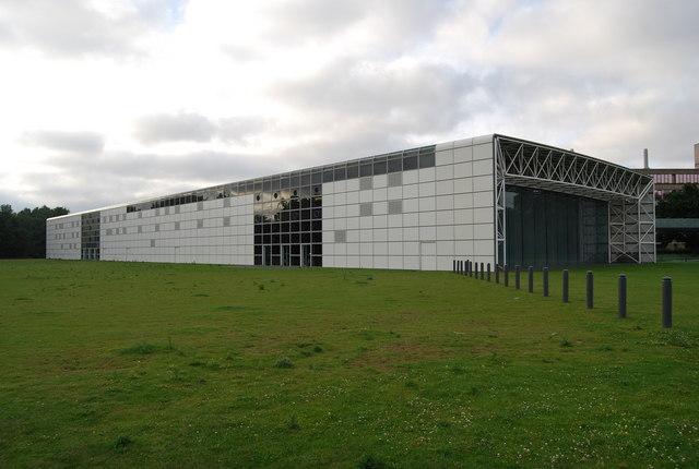Sainsbury Centre For Visual Arts Design