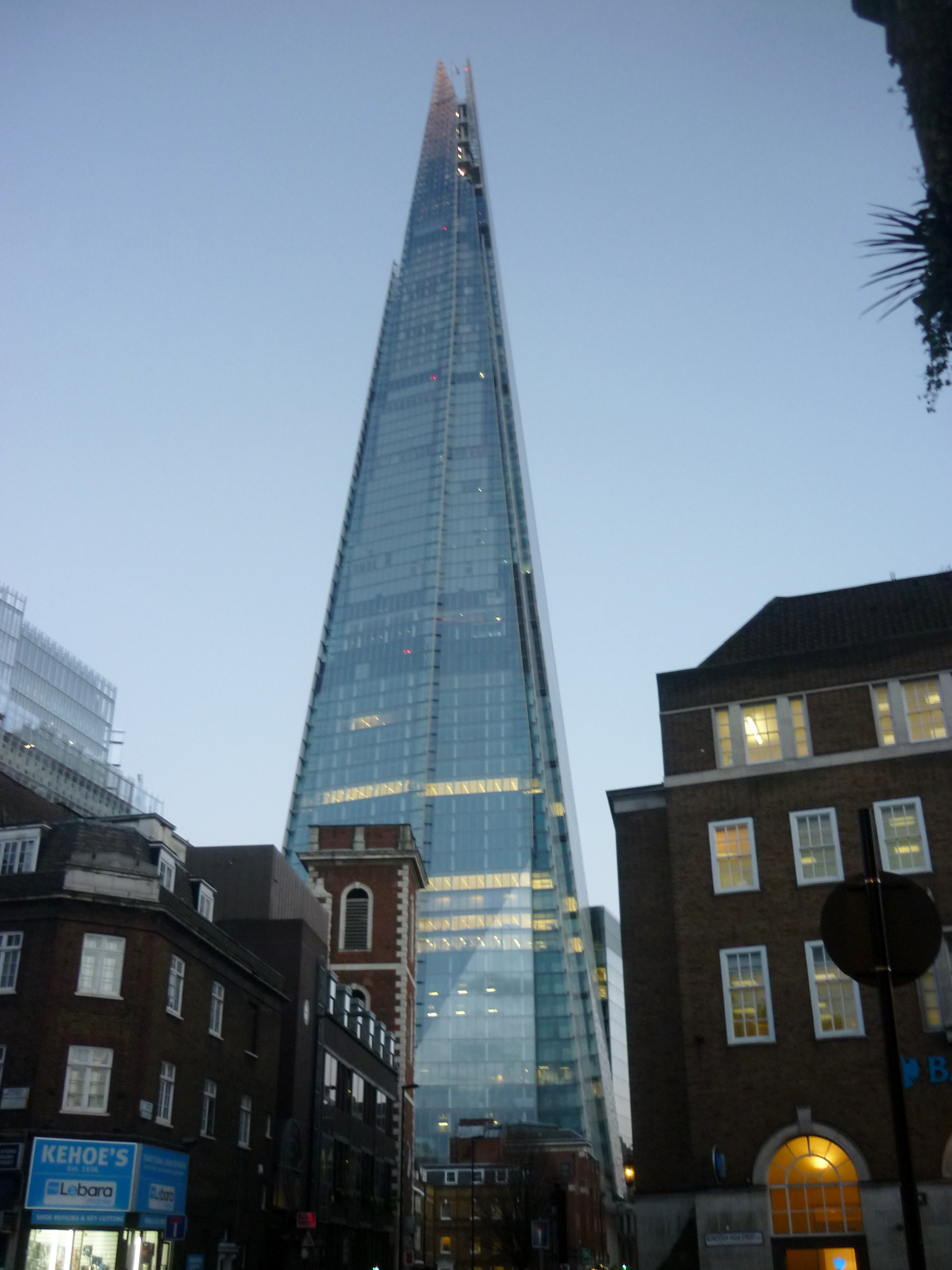 Shard Hotel London Prices