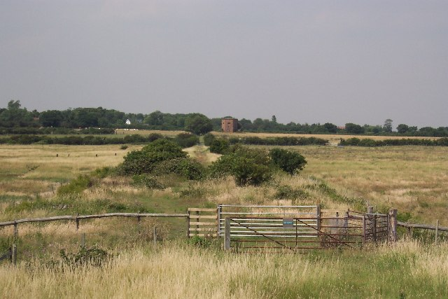 The site of Tollesbury Pier railway station - geograph.org.uk - 40324