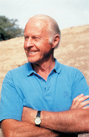 Thor Heyerdahl, image courtesy of Wikimedia Commons