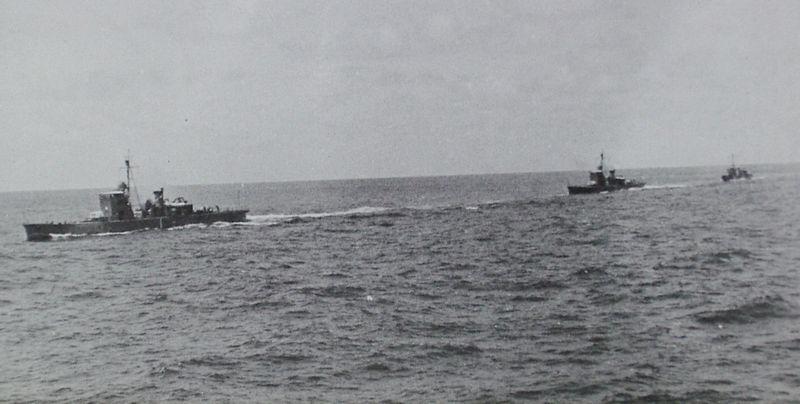 no 1-class submarine chaser