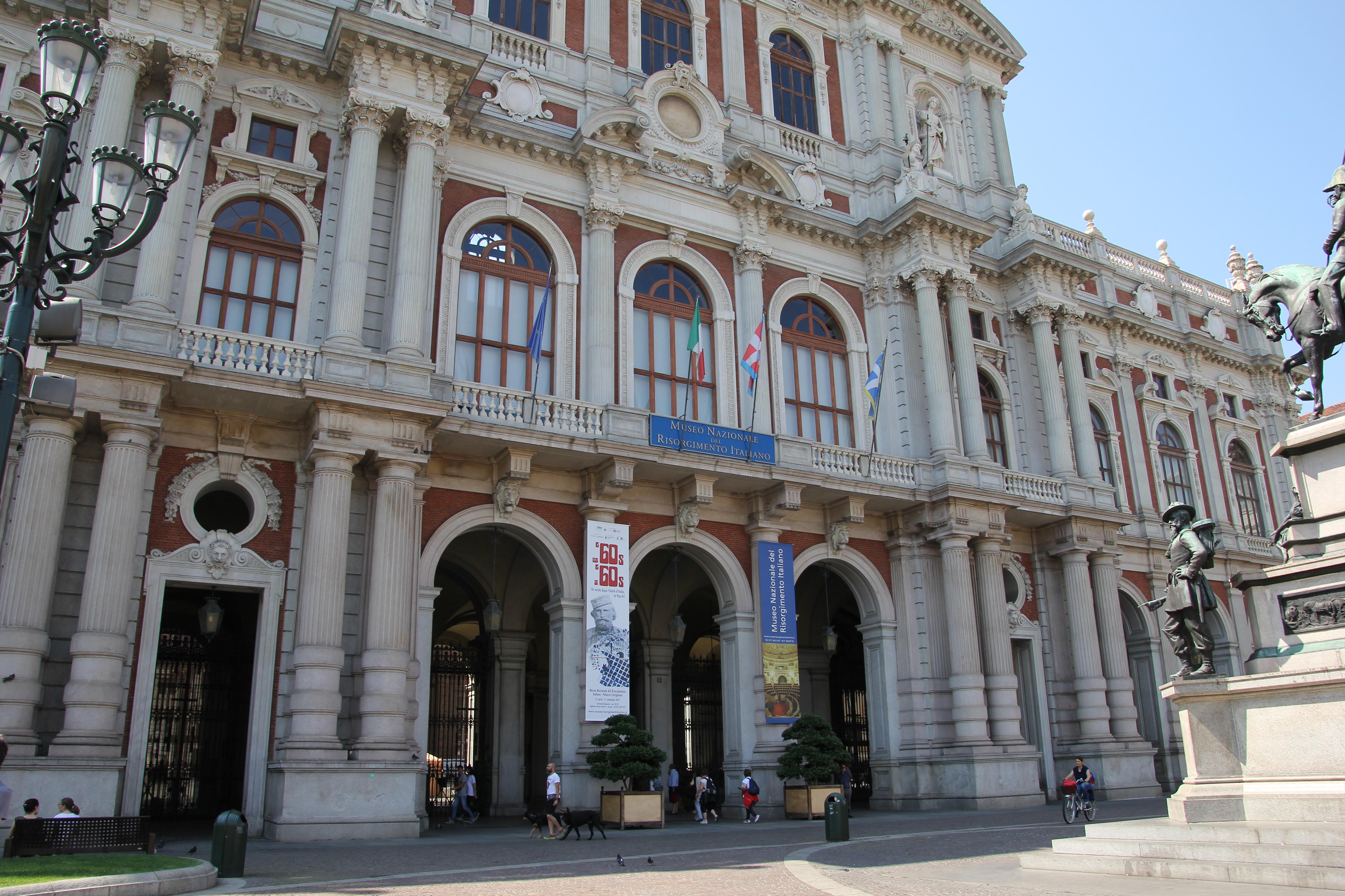 Museo Nazionale Del Risorgimento Italiano.File Torino Museo Del Risorgimento Italiano 03 Jpg Wikimedia