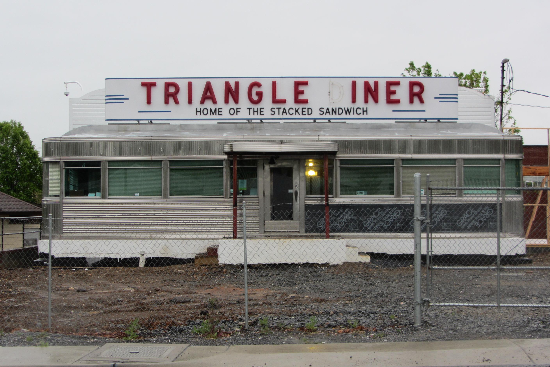 File Triangle Diner Winchester Virginia Jpg Wikimedia