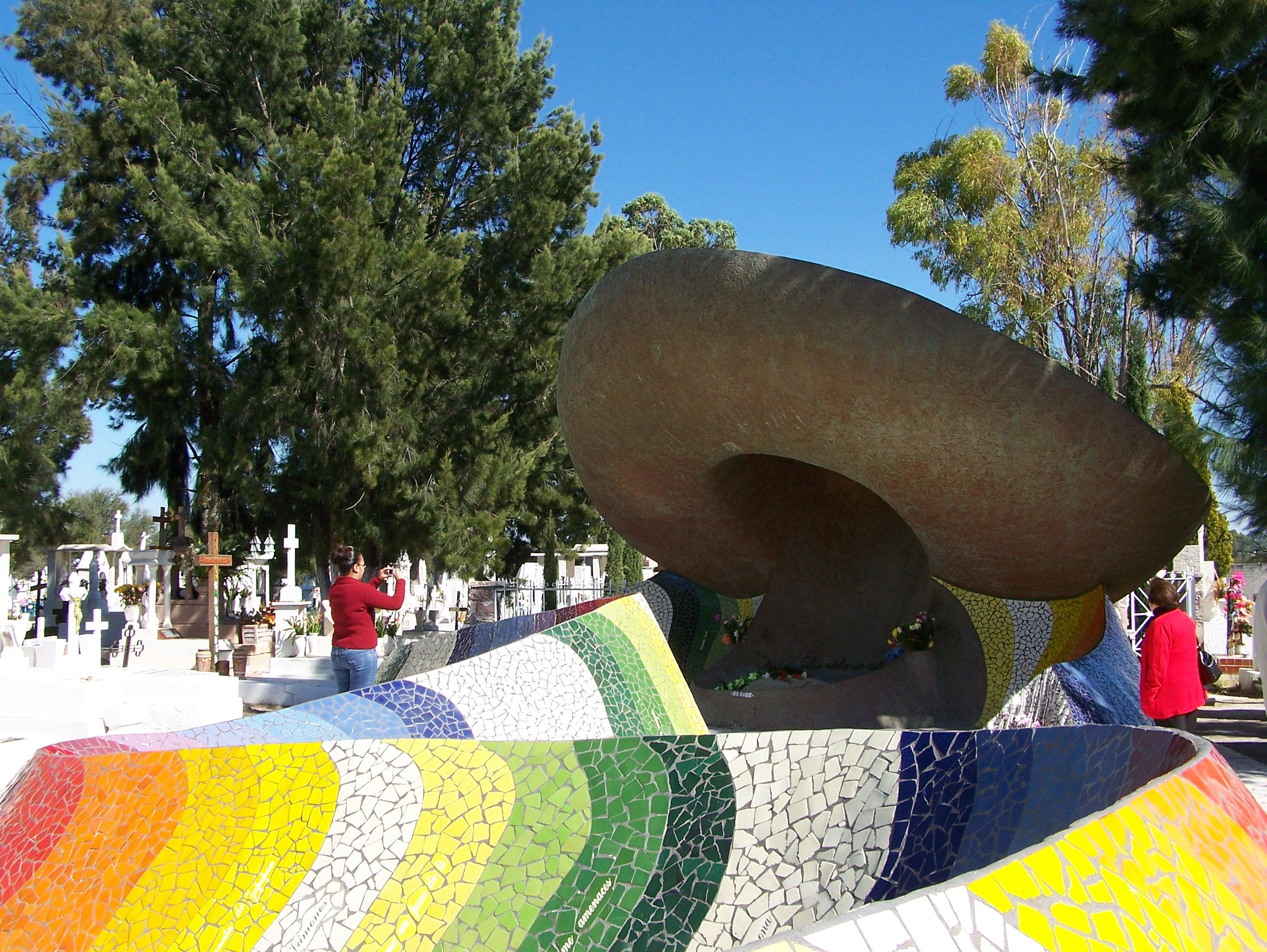 Tumba de José Alfredo Jiménez
