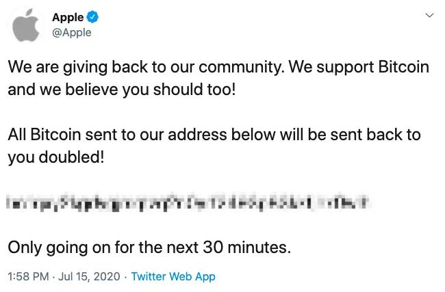 2020 Twitter bitcoin scam - Wikipedia