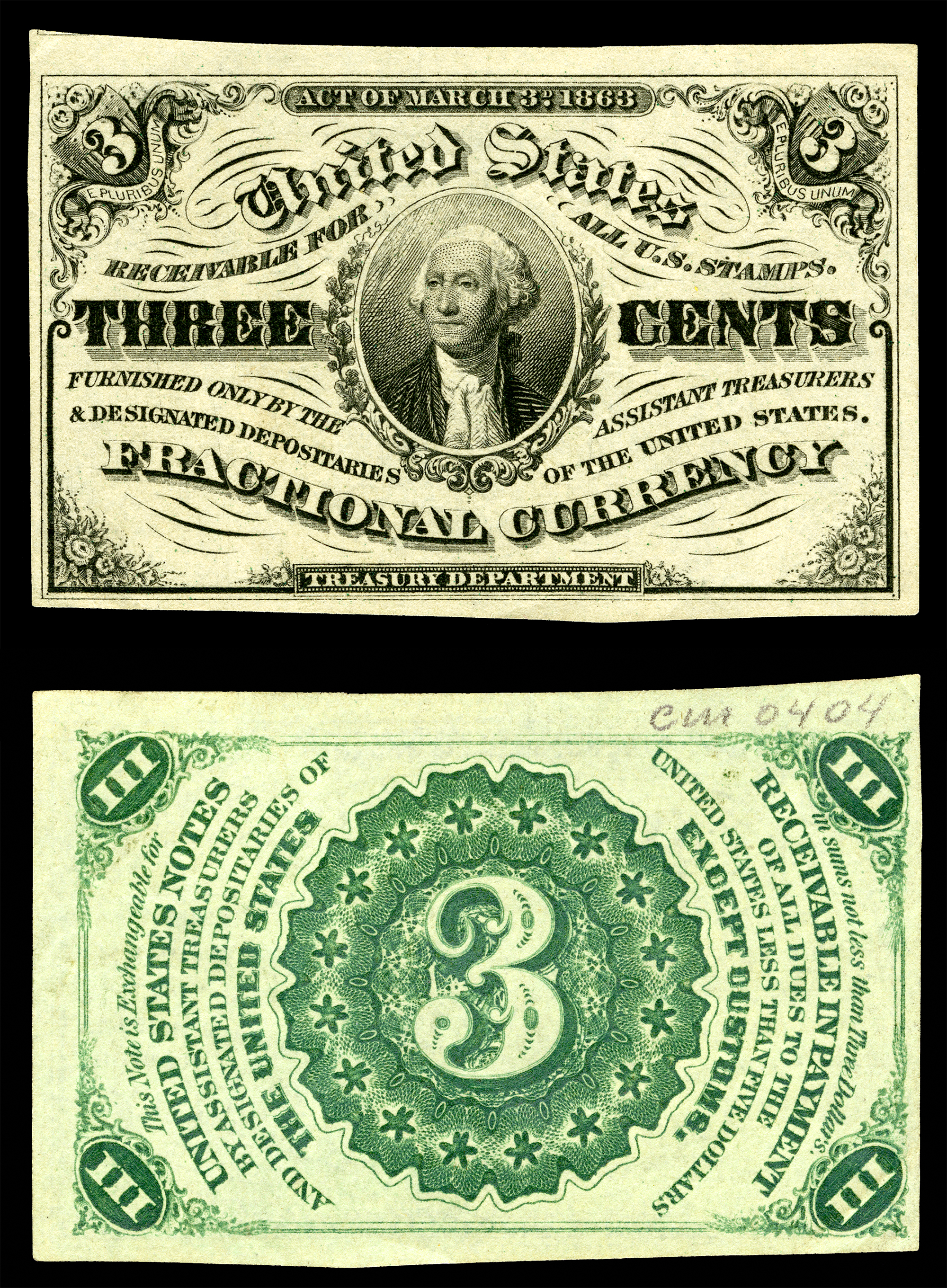File:US-Fractional (3rd Issue)-$0.03-Fr.1226.jpg - Wikipedia, the ...
