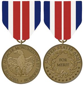 certificate of merit medal wikipedia